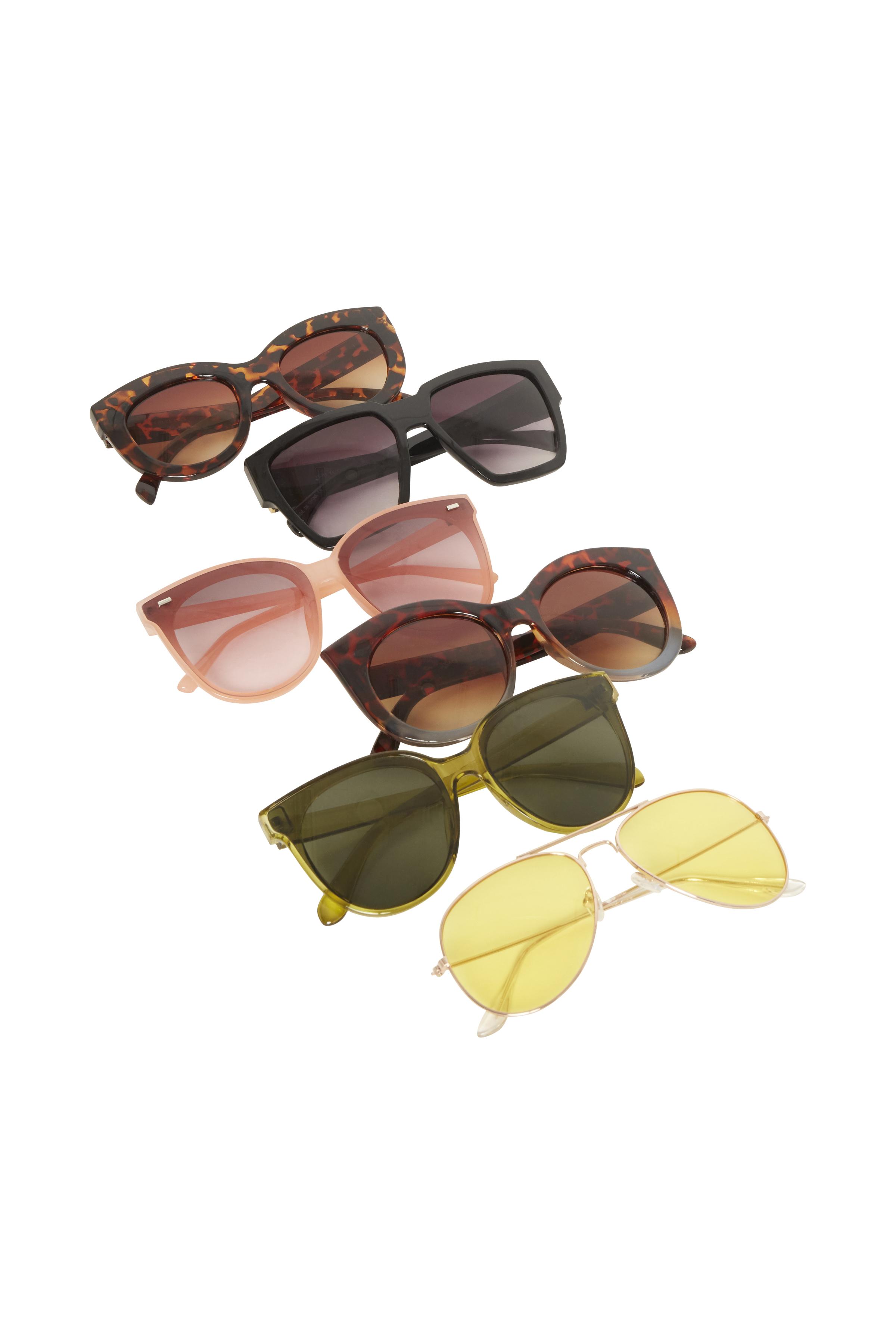 6 Pack Solbriller – Køb 6 Pack Solbriller fra str. ONE her
