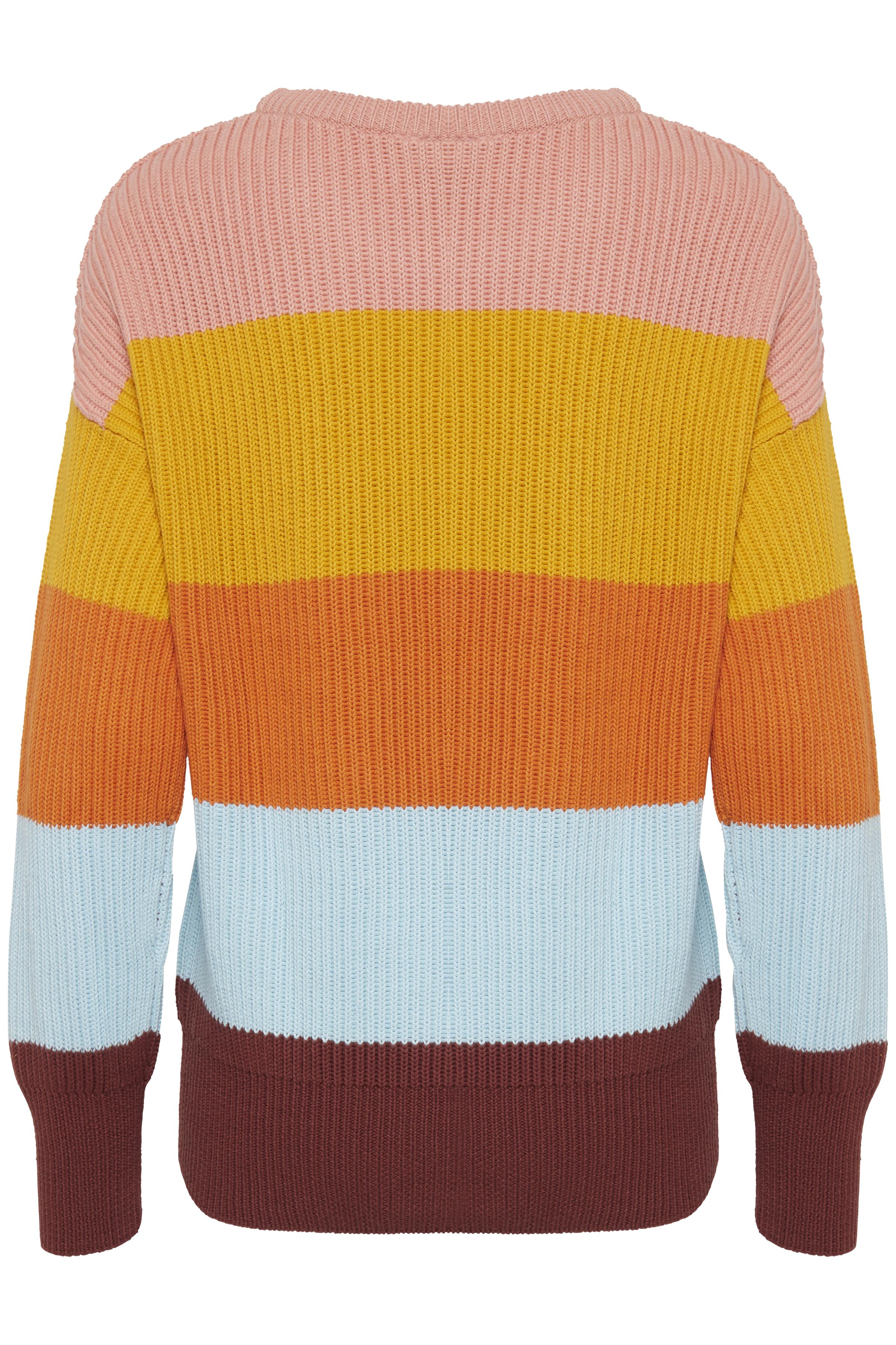Apple Butter Knitted pullover fra Ichi – Køb Apple Butter Knitted pullover fra str. XS-XL her
