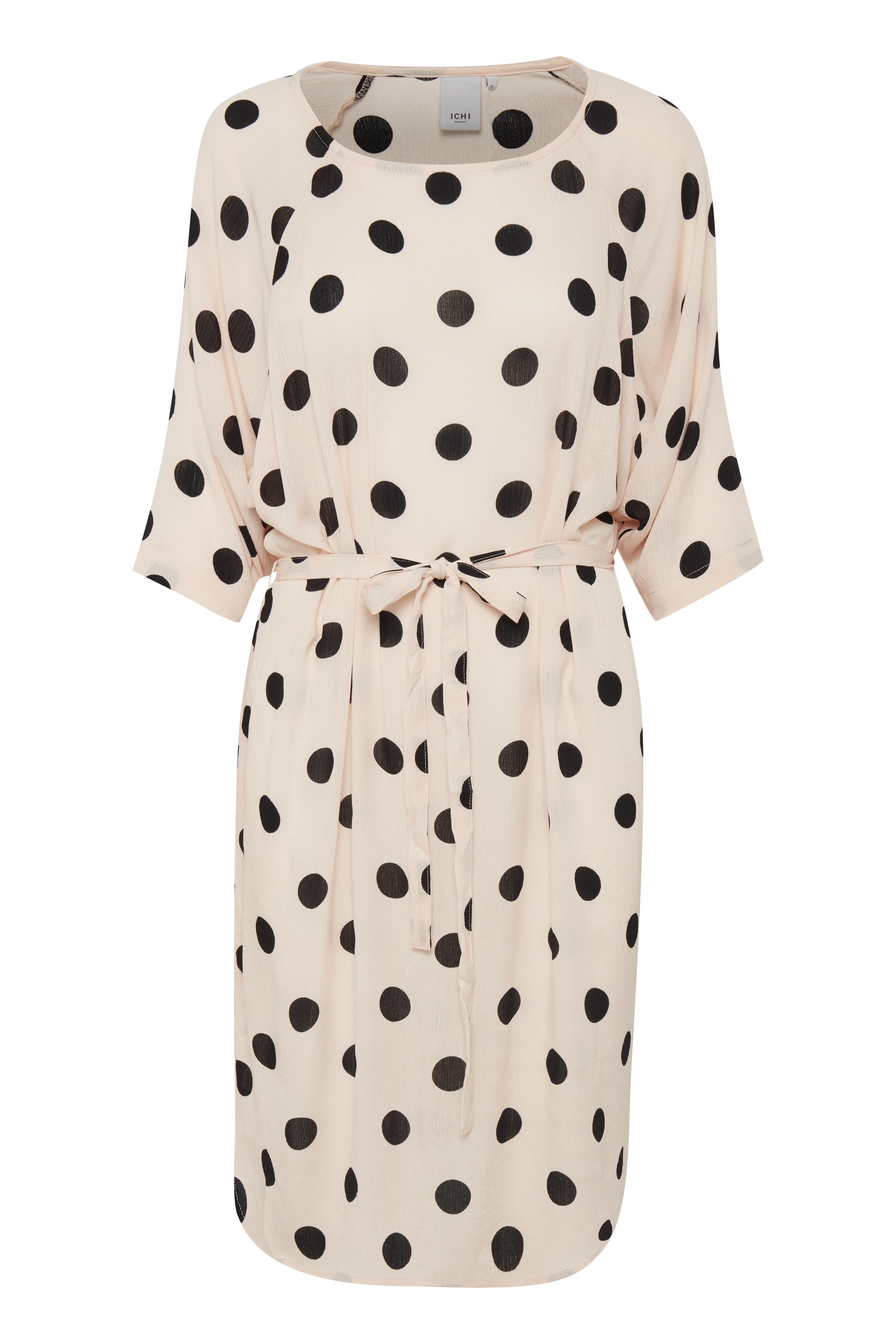 Bisque Dress fra Ichi – Køb Bisque Dress fra str. XS-XL her