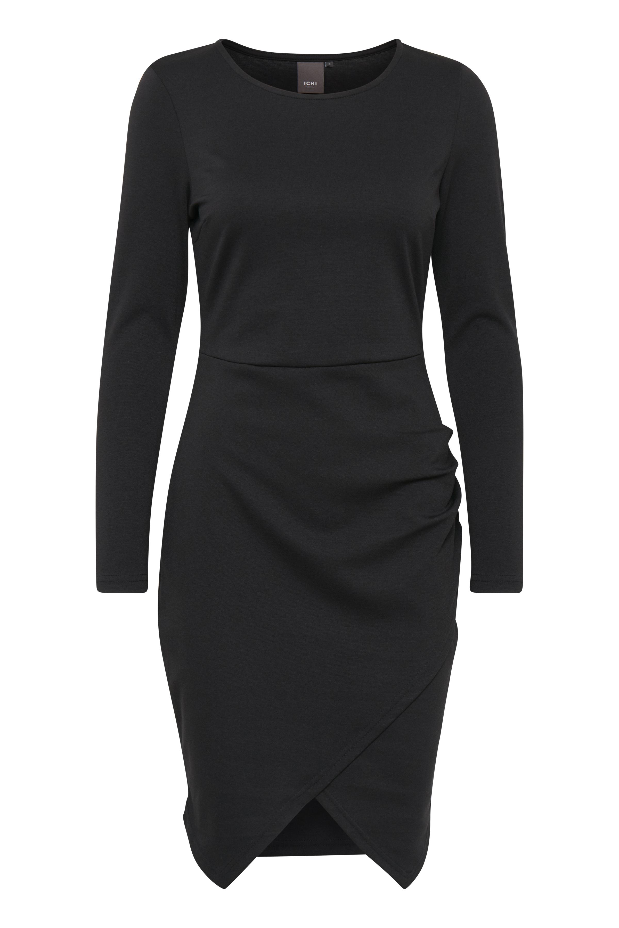 Black Jerseykjole – Køb Black Jerseykjole fra str. XS-L her