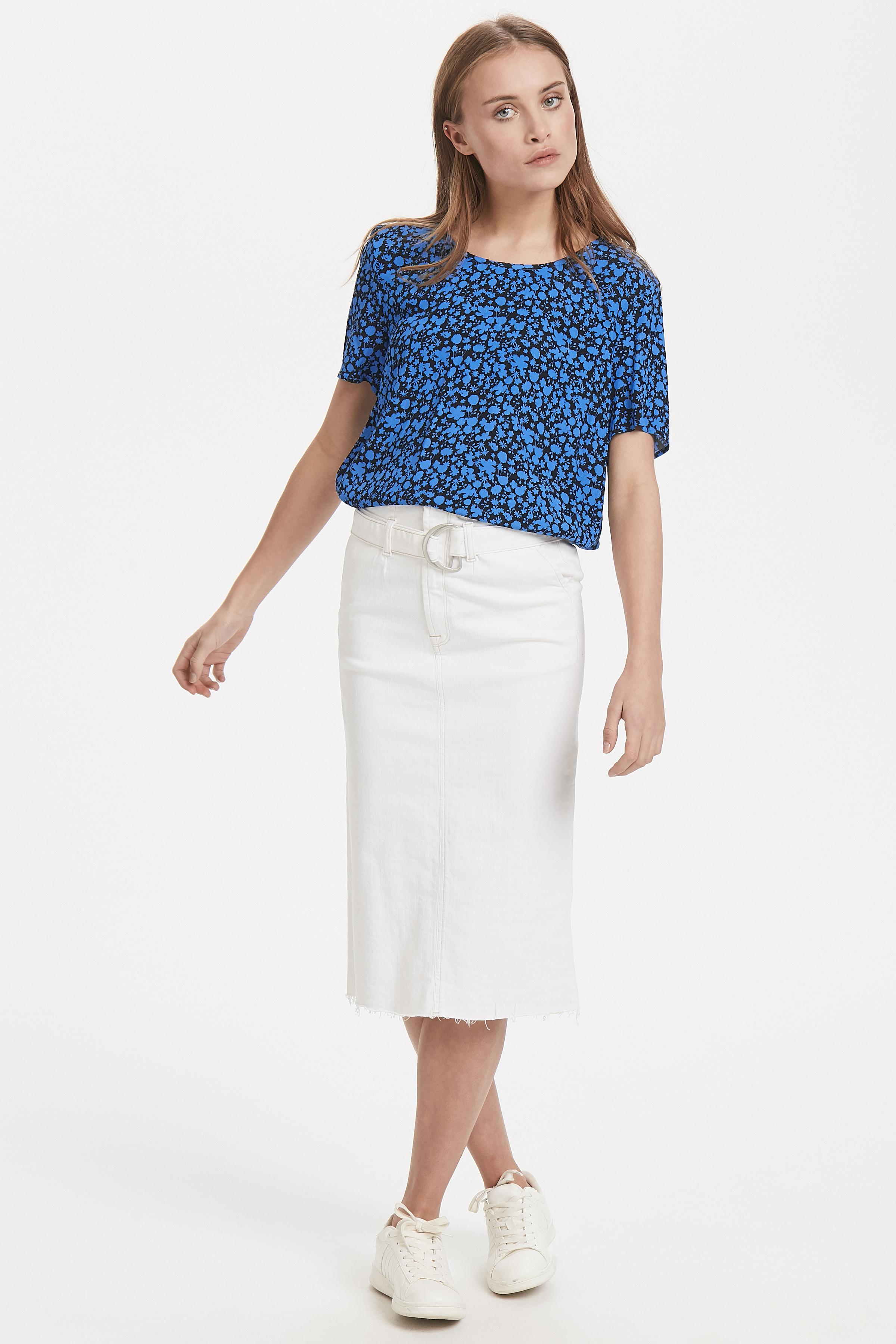 Black Kortærmet bluse – Køb Black Kortærmet bluse fra str. XS-XL her