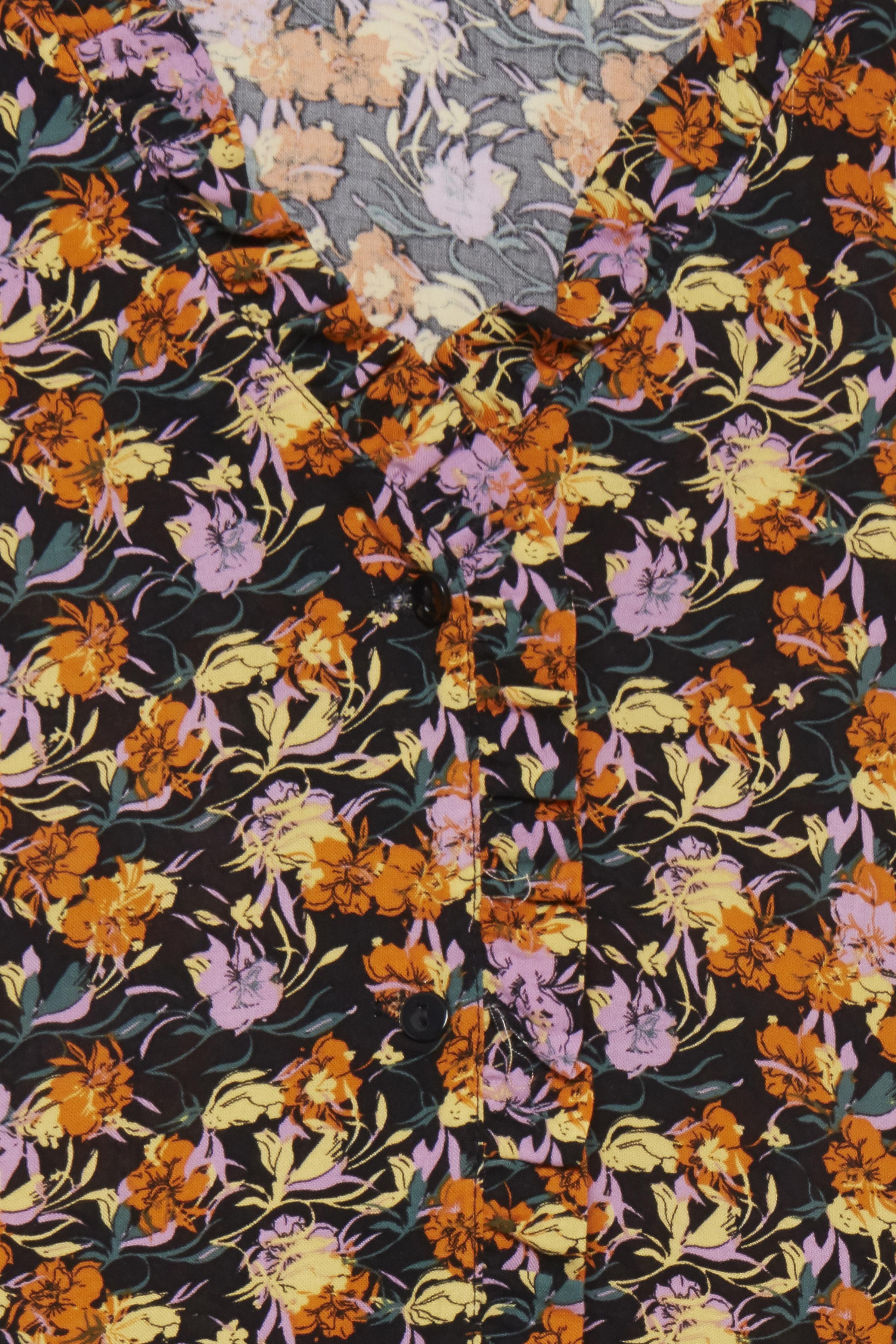 Black Langærmet bluse – Køb Black Langærmet bluse fra str. XS-XL her