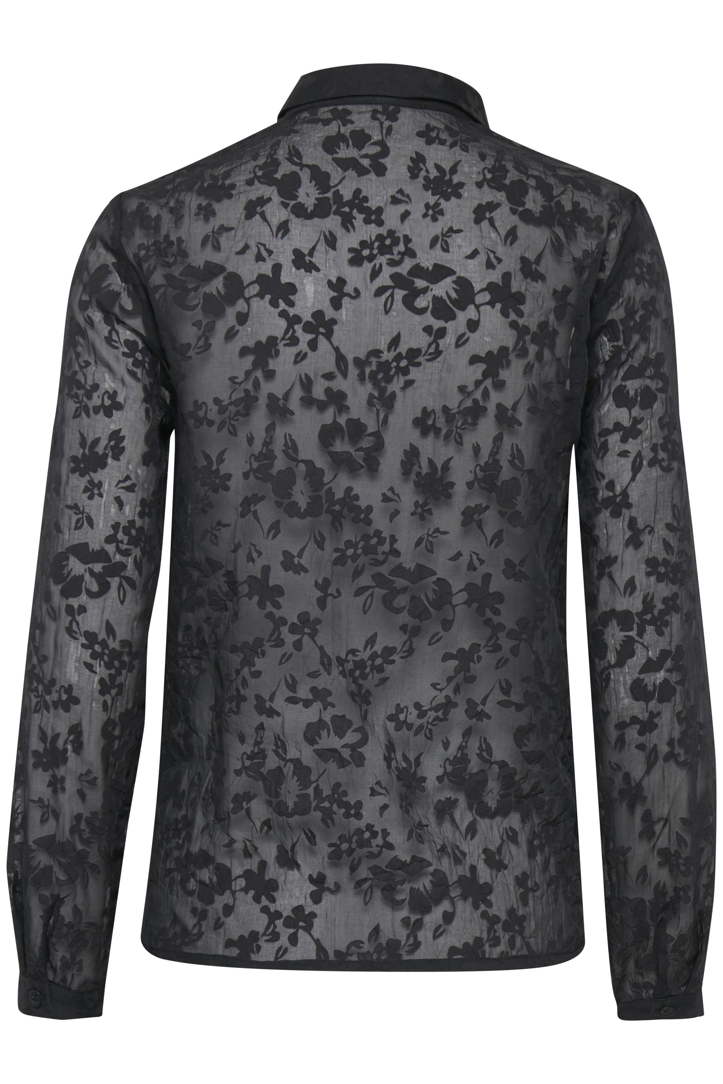 Black Langærmet skjorte – Køb Black Langærmet skjorte fra str. 34-40 her
