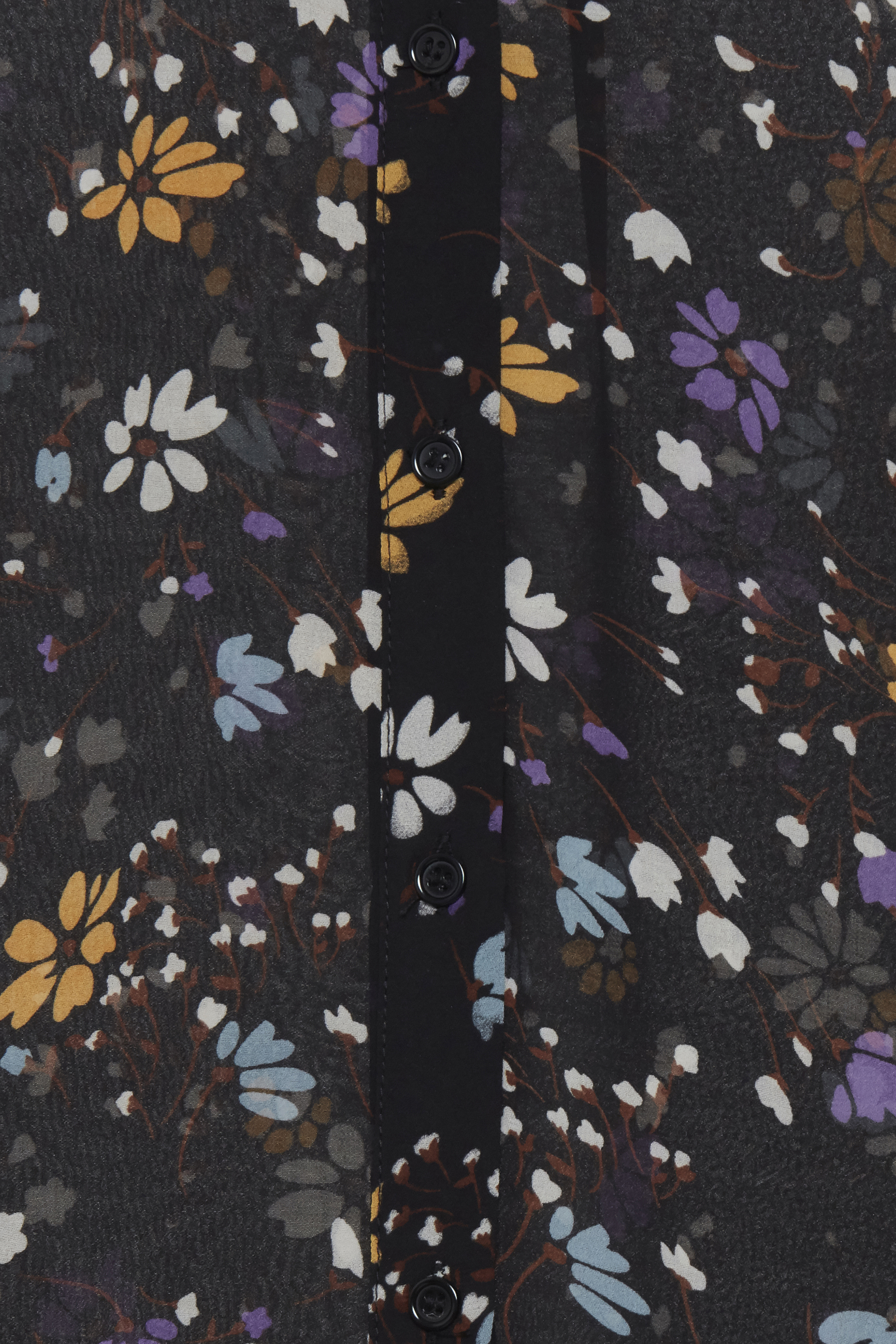 Black Langærmet skjorte – Køb Black Langærmet skjorte fra str. XS-XL her