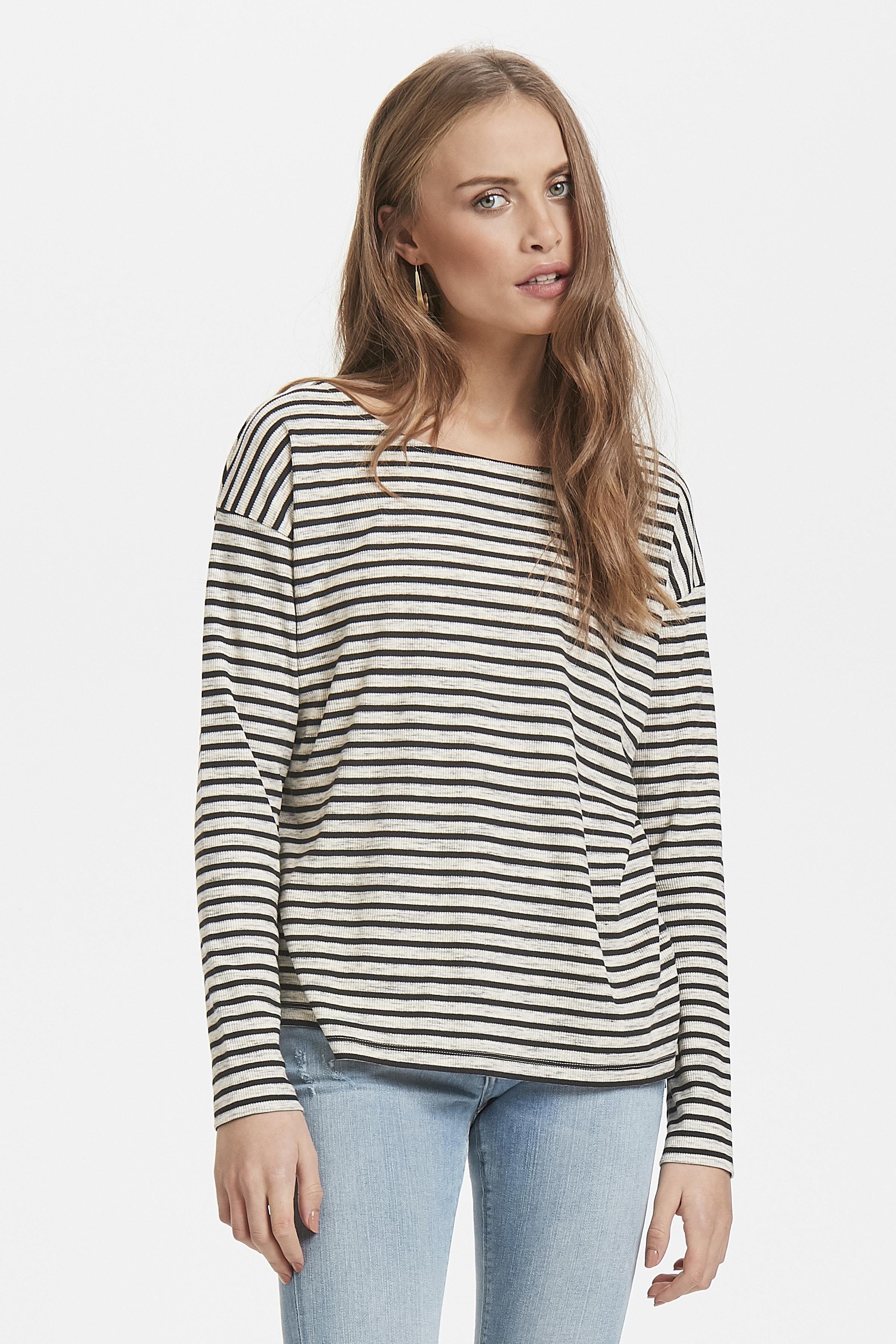 Black Langærmet T-shirt – Køb Black Langærmet T-shirt fra str. XS-XL her