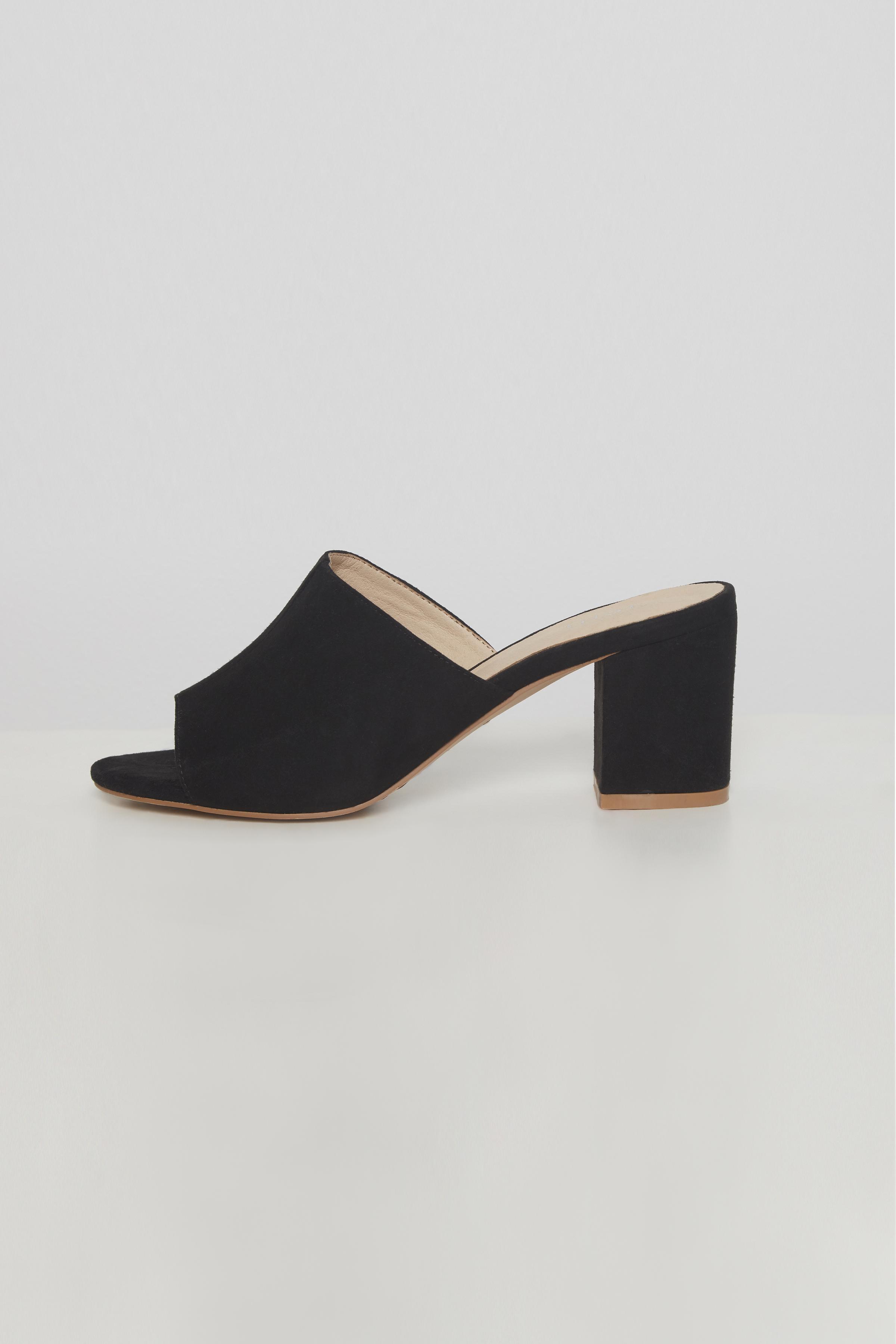 Black Shoe fra Ichi - accessories – Køb Black Shoe fra str. 36-41 her