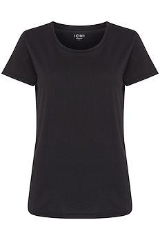 4698239e997 Ichi. T-shirt. 199,95 DKK. XS S M L XL XXL. Black