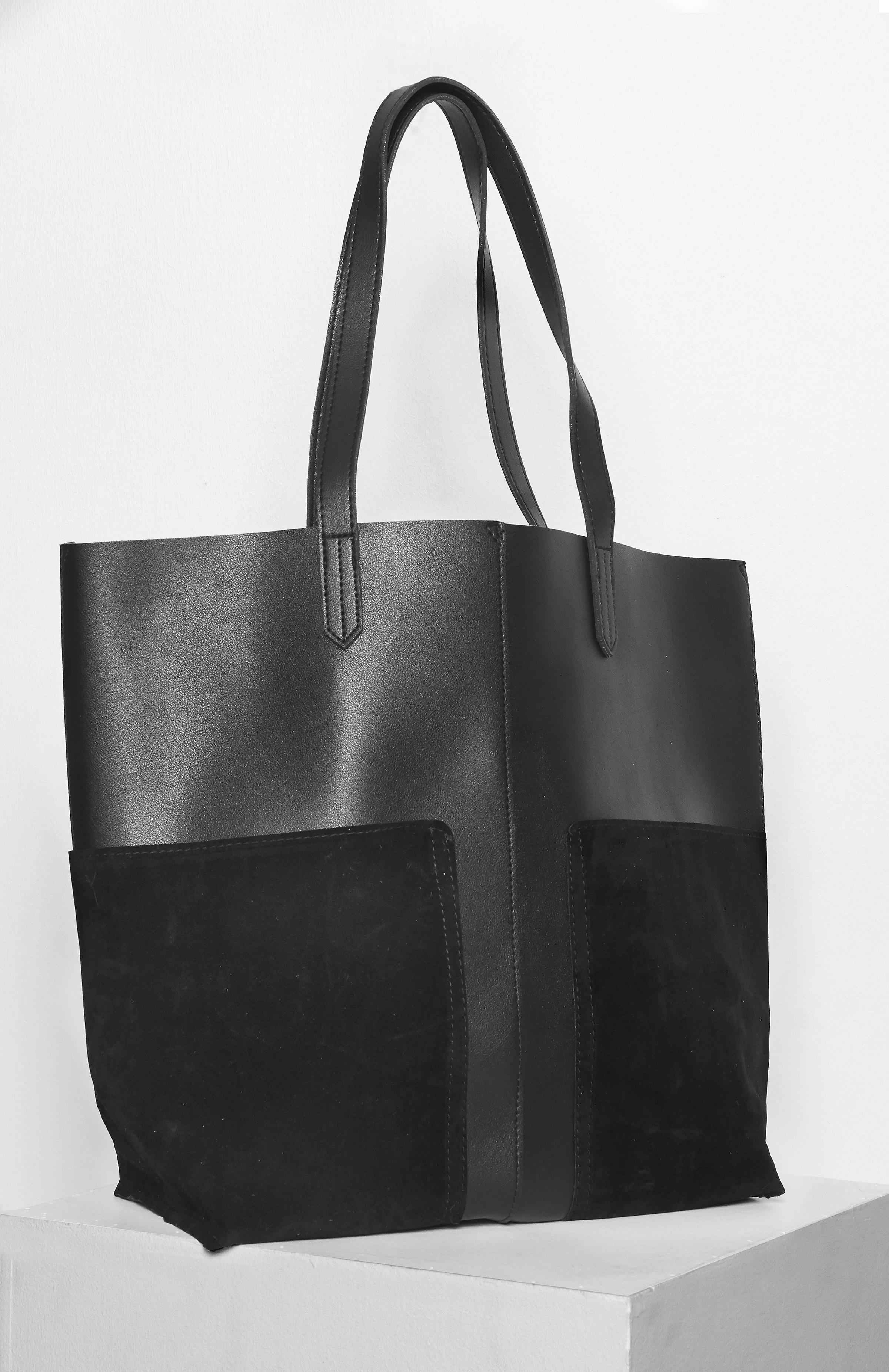 Black Taske – Køb Black Taske fra str. ONE her