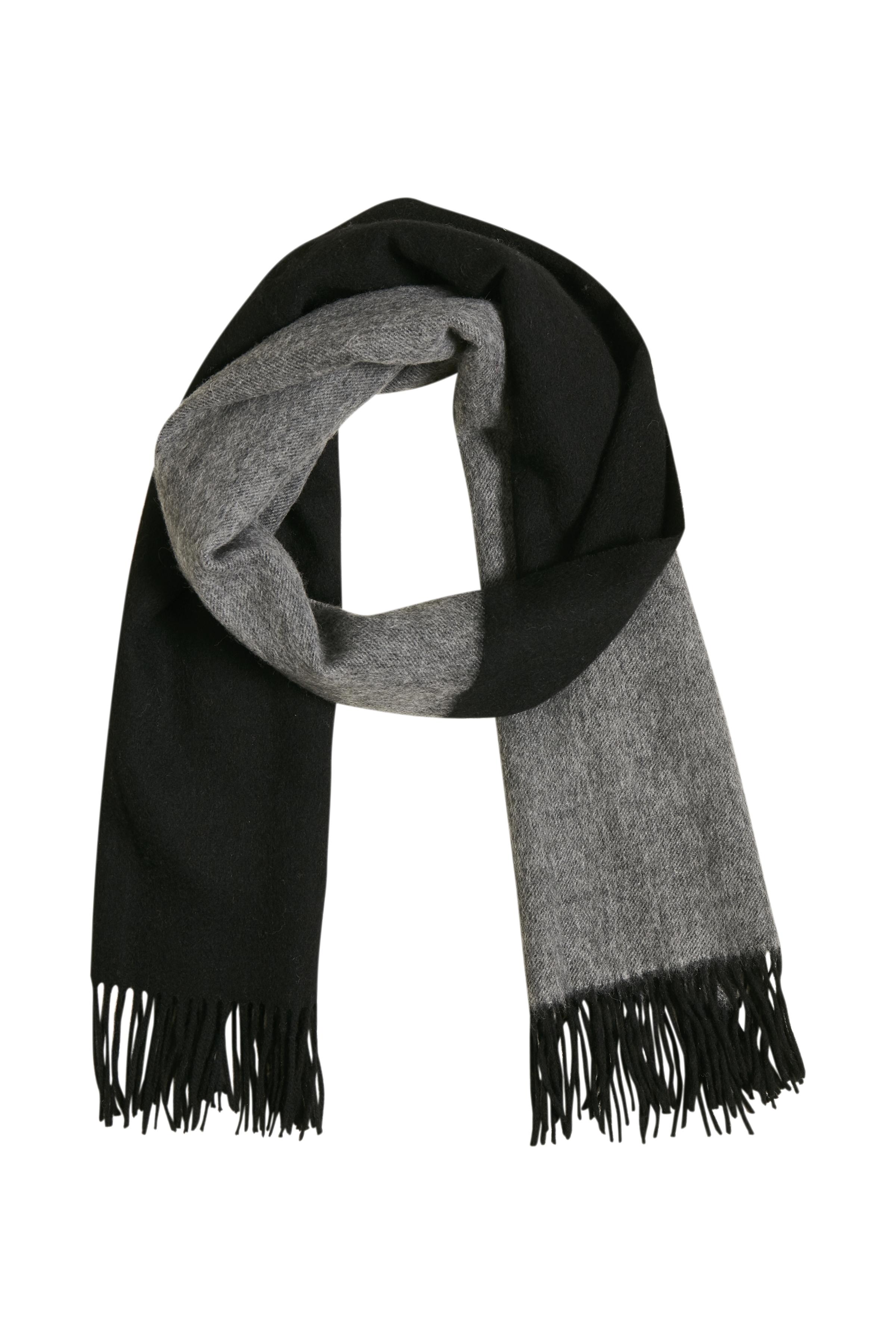 Black Tørklæde – Køb Black Tørklæde fra str. ONE her