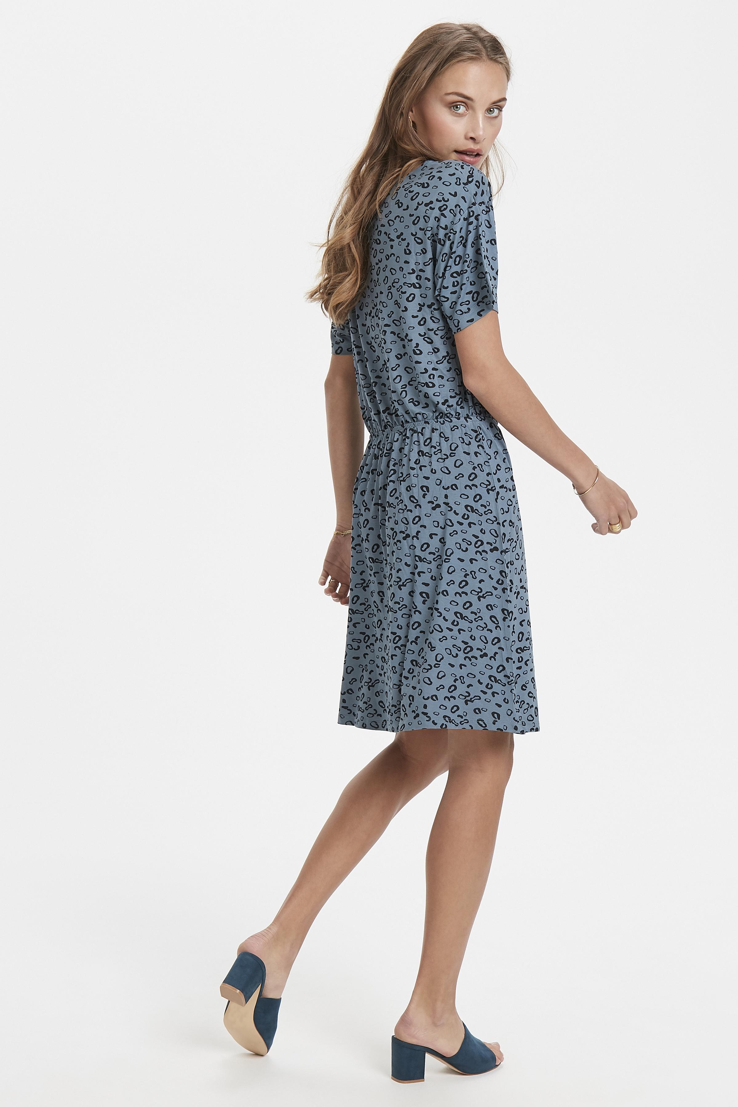 Blue Mirage Jerseykjole – Køb Blue Mirage Jerseykjole fra str. XS-XL her