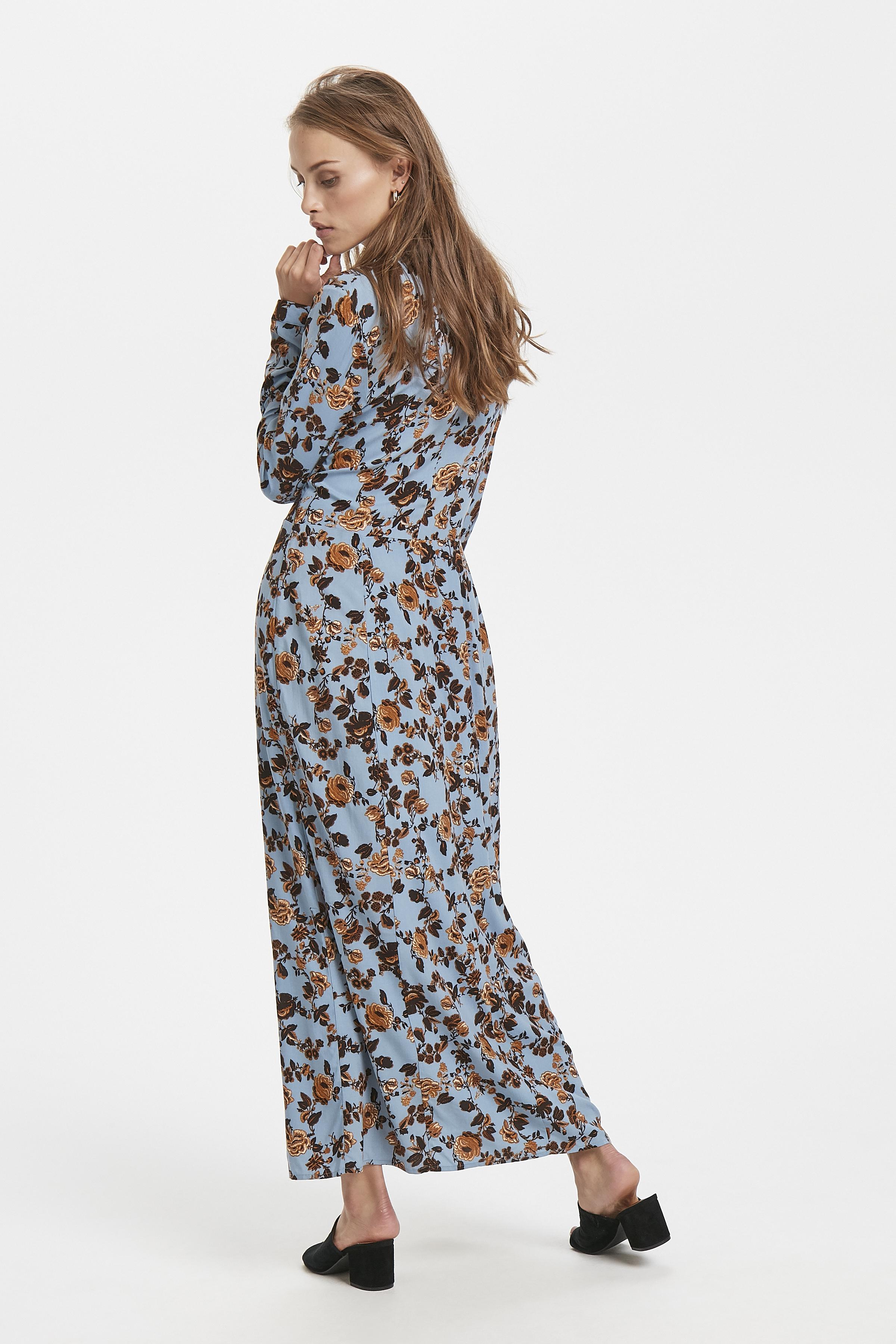 Blue Shadow Kjole – Køb Blue Shadow Kjole fra str. 34-42 her