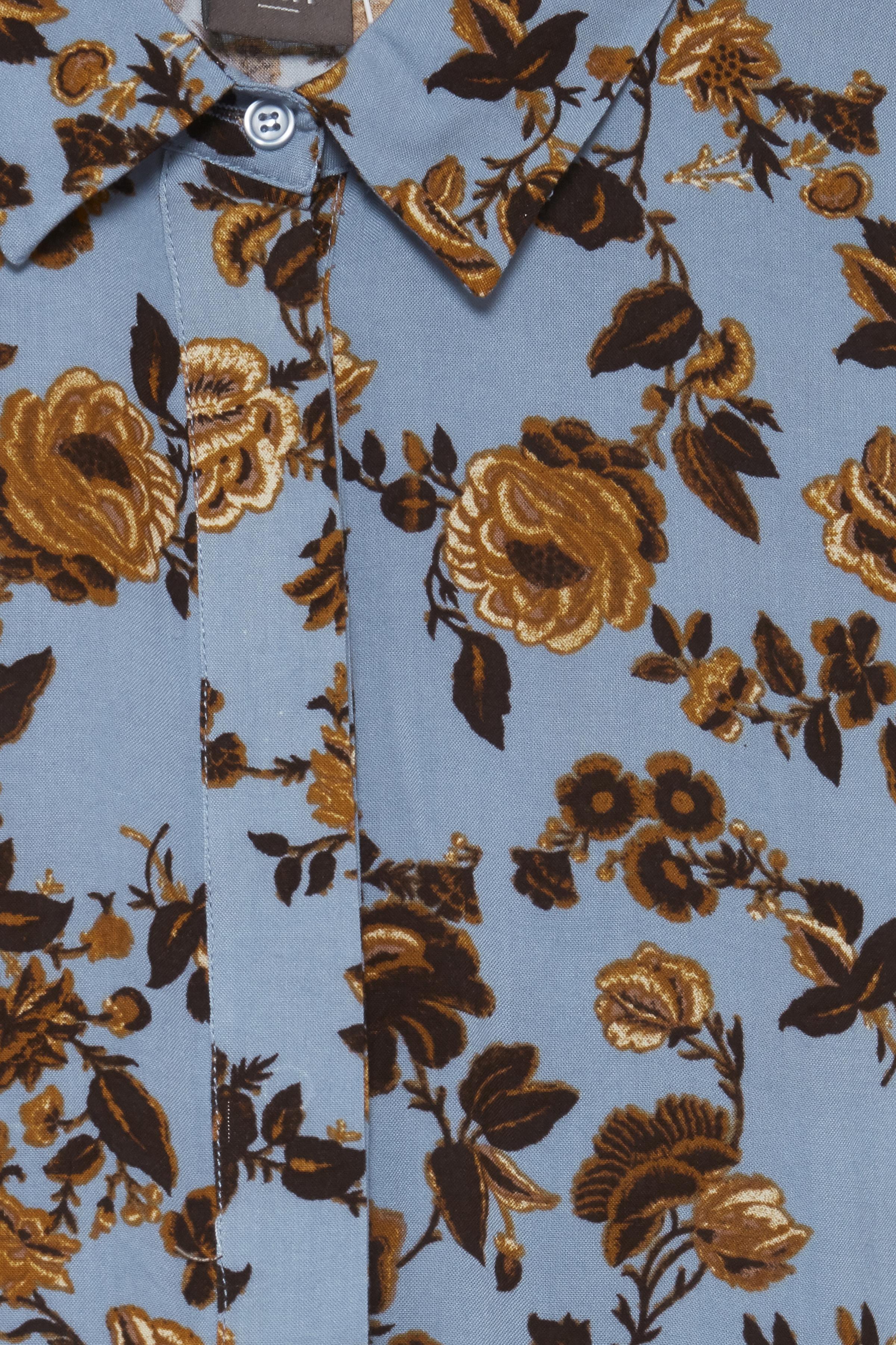 Blue Shadow Langærmet skjorte – Køb Blue Shadow Langærmet skjorte fra str. XS-XL her