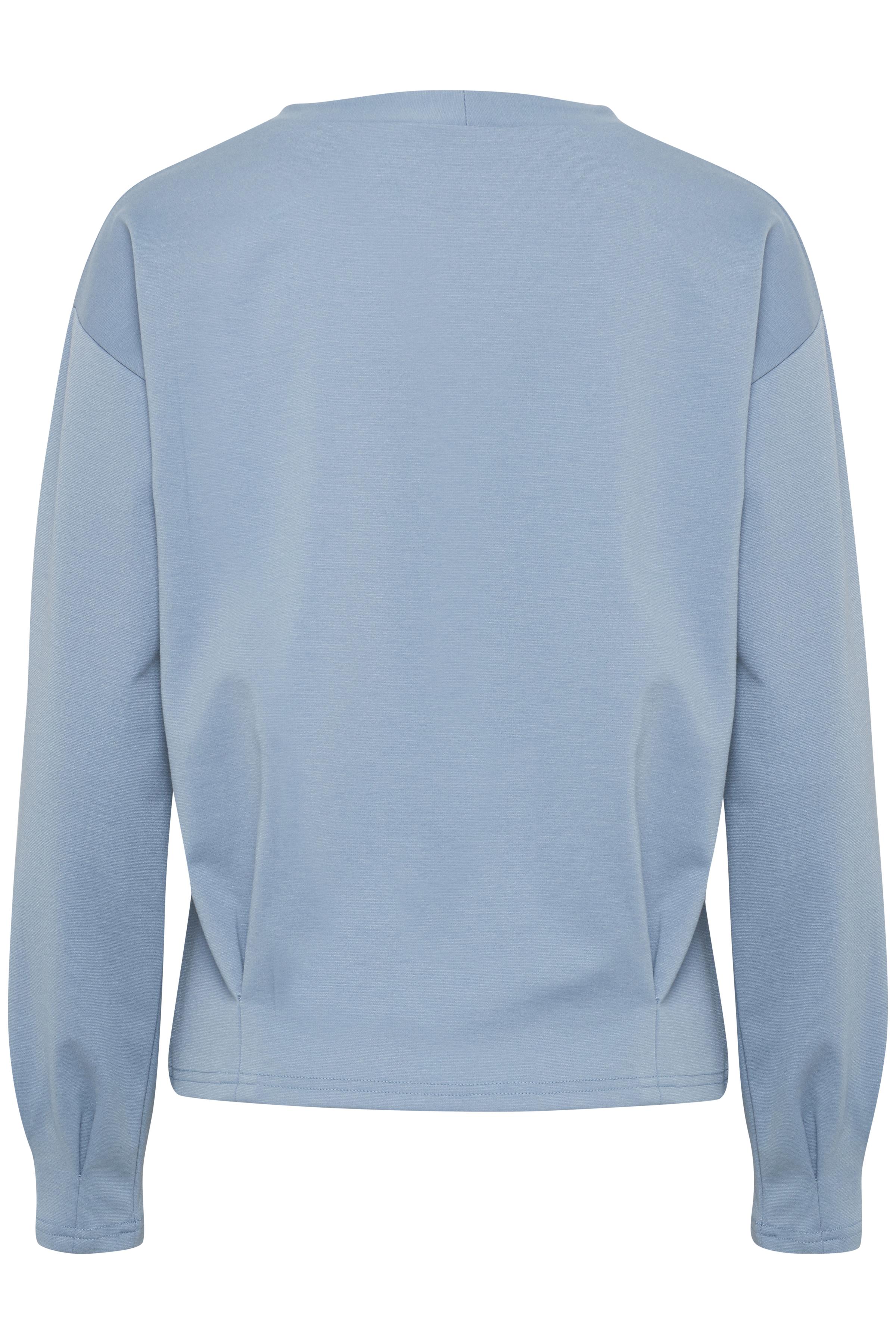 Blue Shadow Sweatshirt – Køb Blue Shadow Sweatshirt fra str. XS-L her