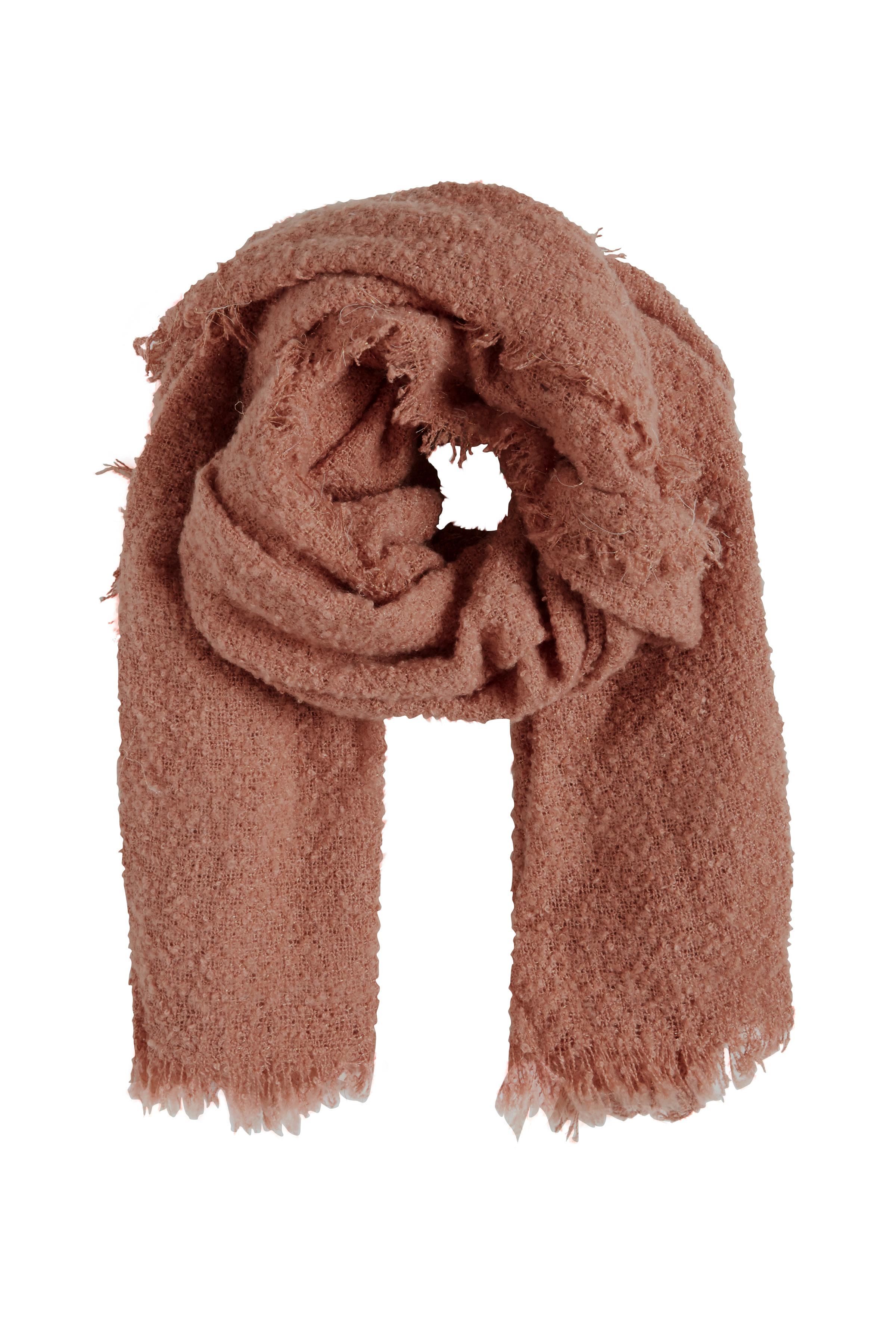 Canyon Rose Tørklæde – Køb Canyon Rose Tørklæde fra str. ONE her