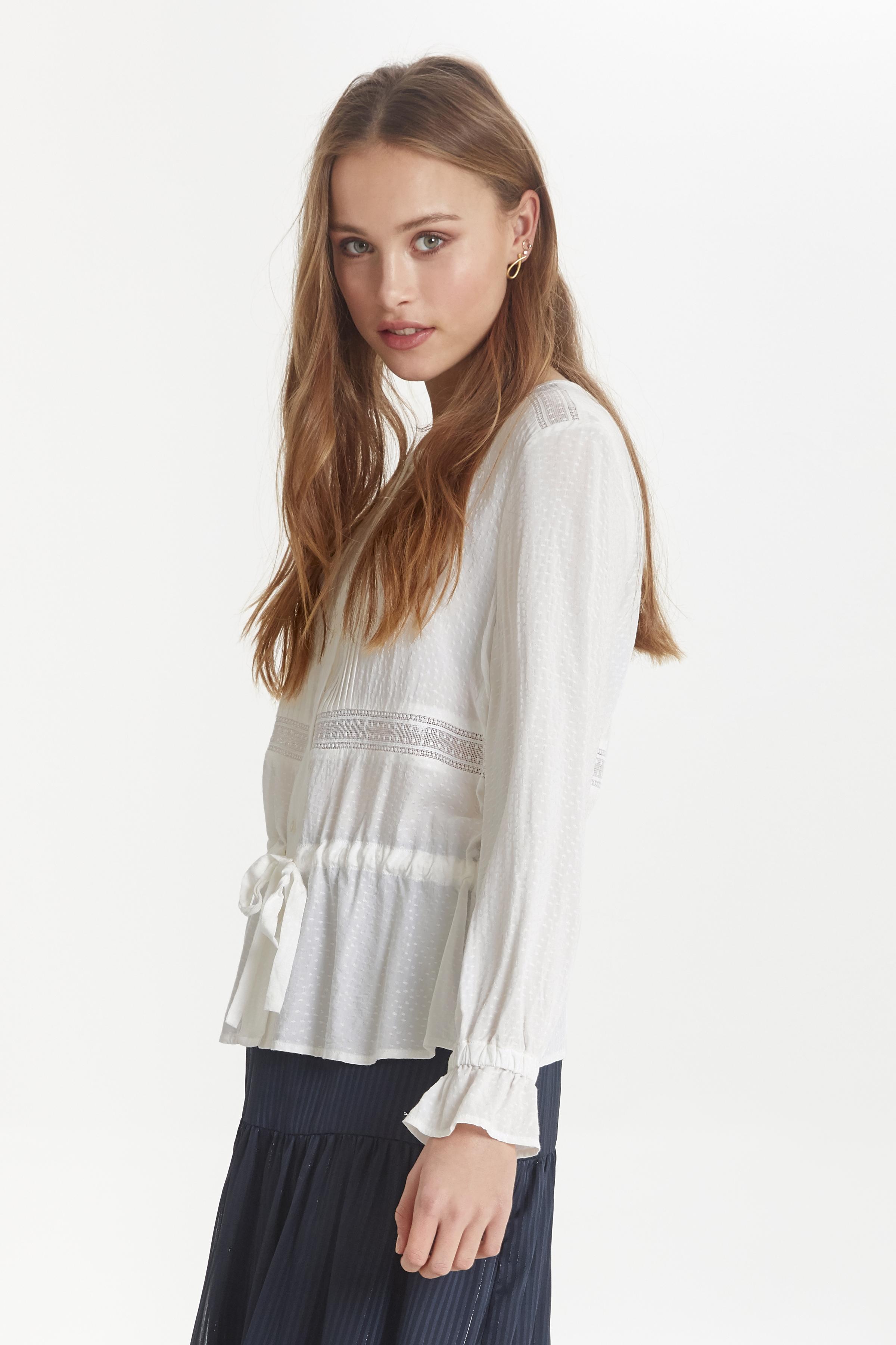Cloud Dancer Langærmet skjorte – Køb Cloud Dancer Langærmet skjorte fra str. XS-XL her