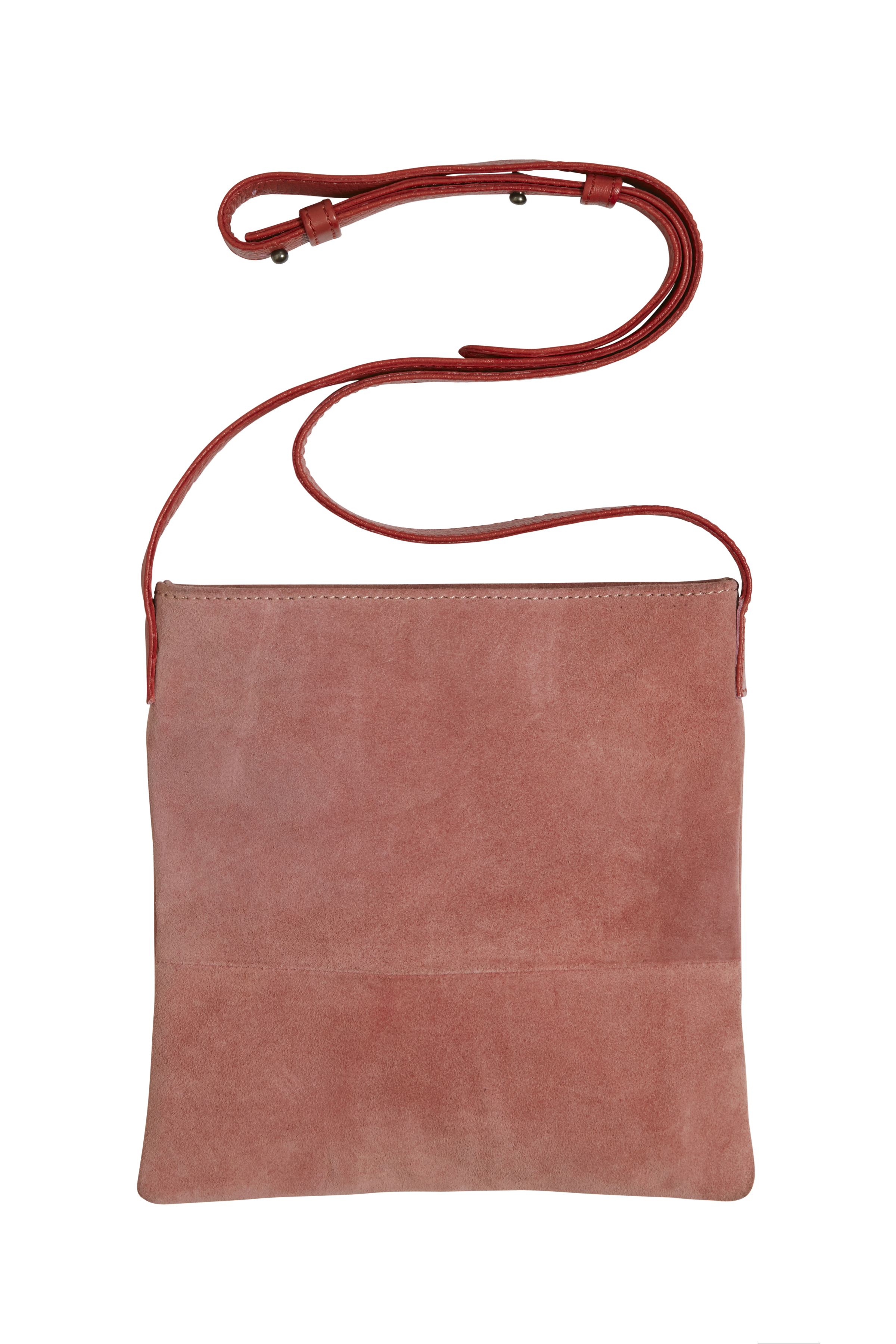 Coral Almond Bag fra Ichi - accessories – Køb Coral Almond Bag fra str. ONE her