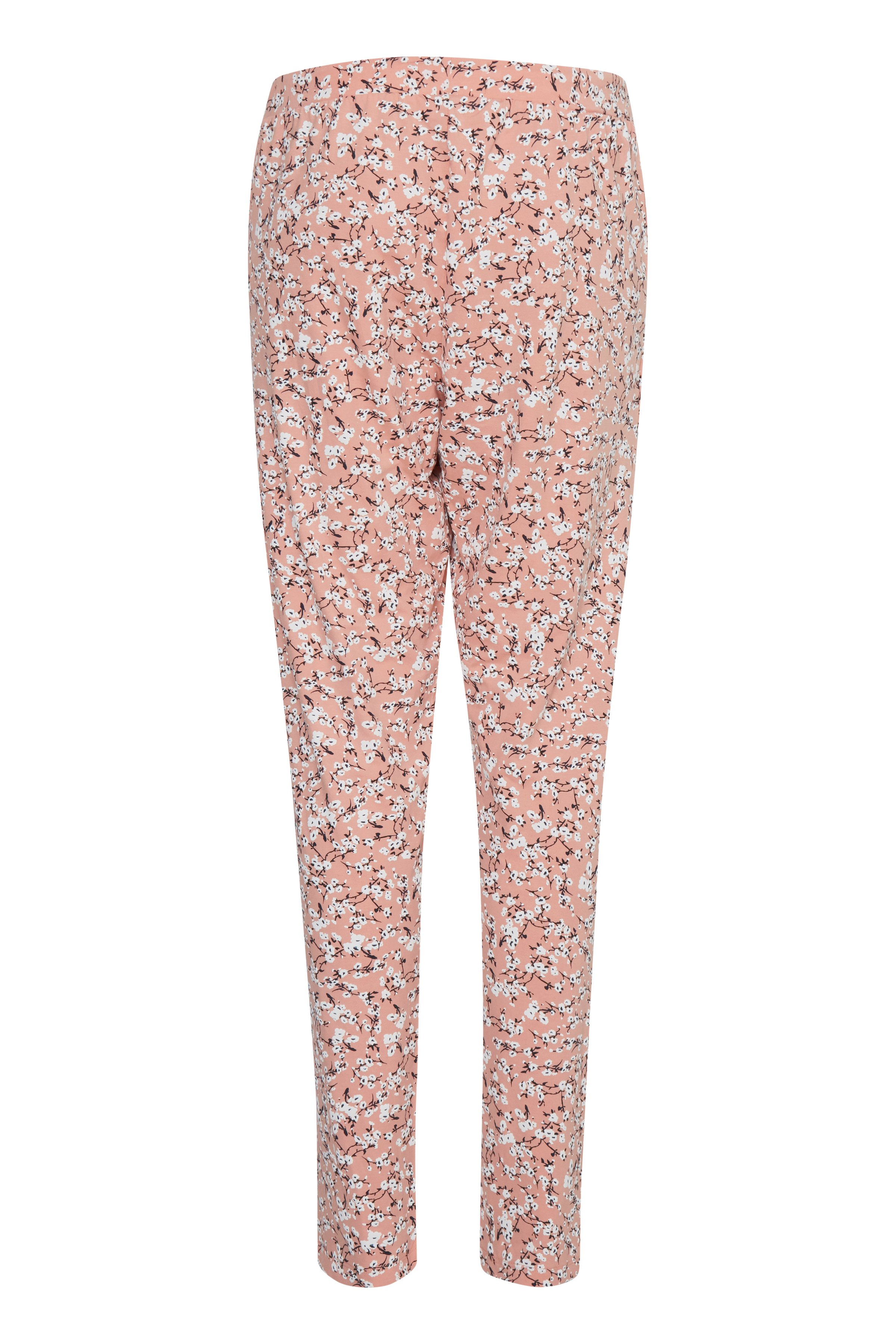 Coral Almond Pants Casual fra Ichi – Køb Coral Almond Pants Casual fra str. XS-XL her