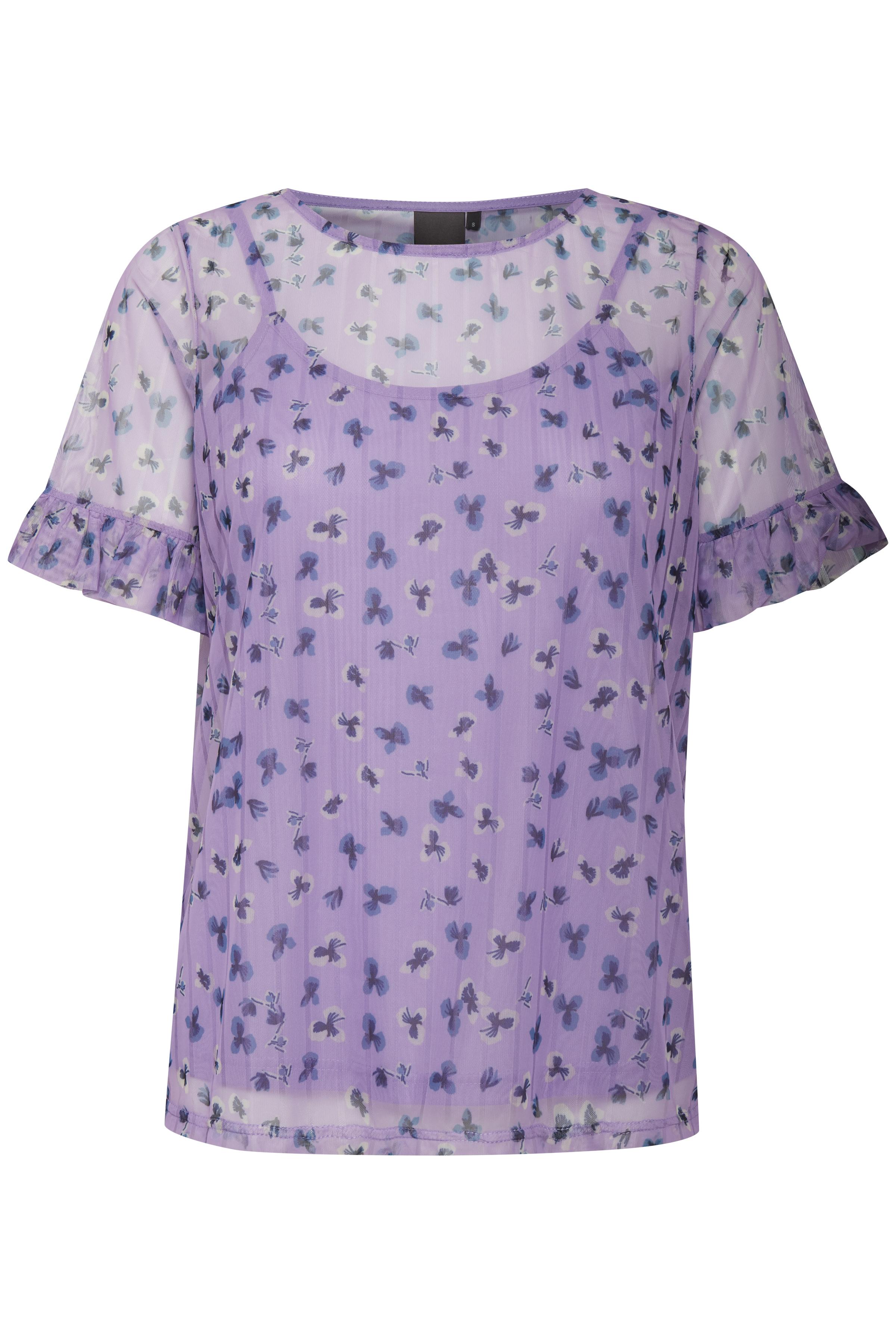Crocus Petal T-shirt – Køb Crocus Petal T-shirt fra str. XS-XL her