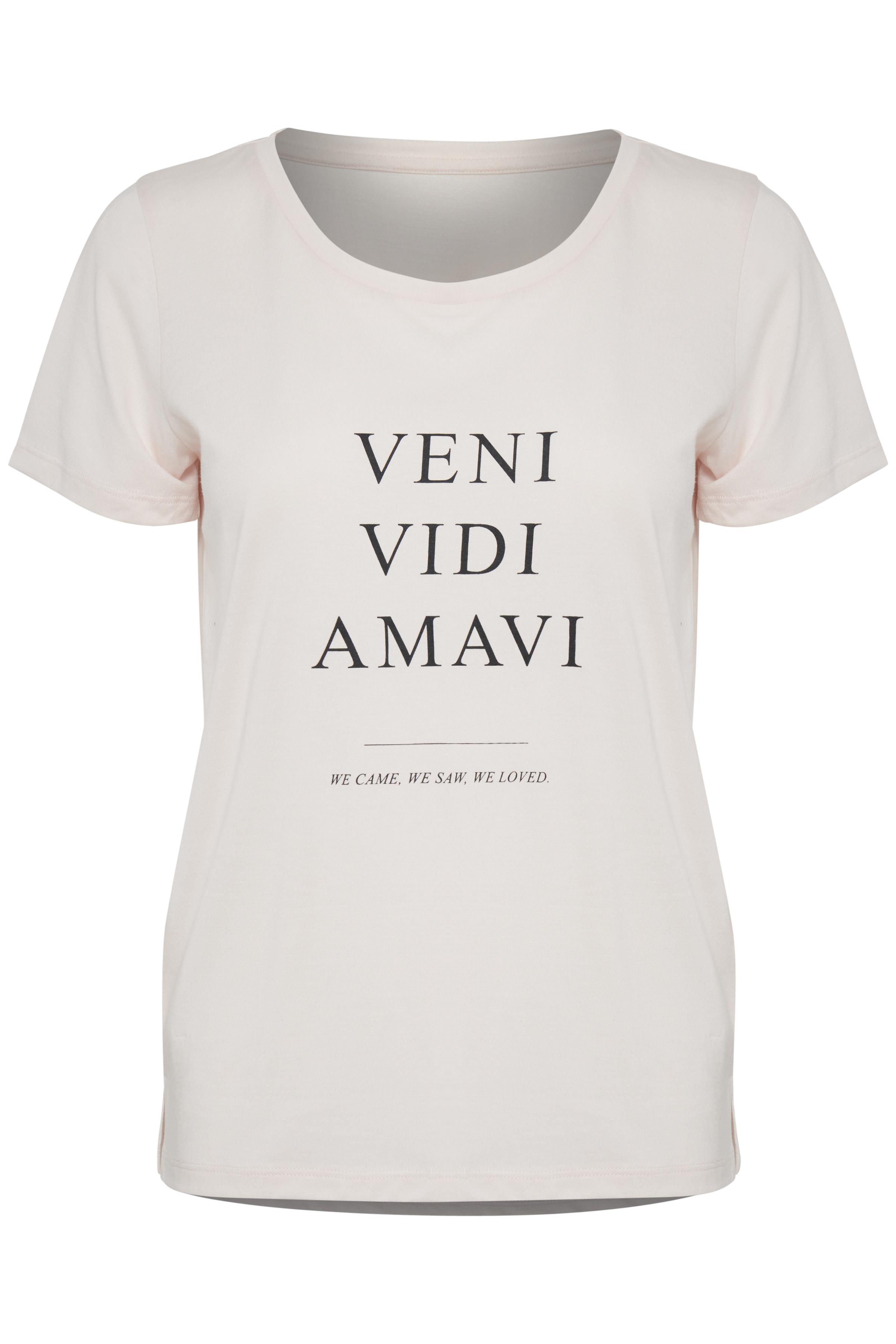 Crystal Pink T-shirt – Køb Crystal Pink T-shirt fra str. XS-XL her