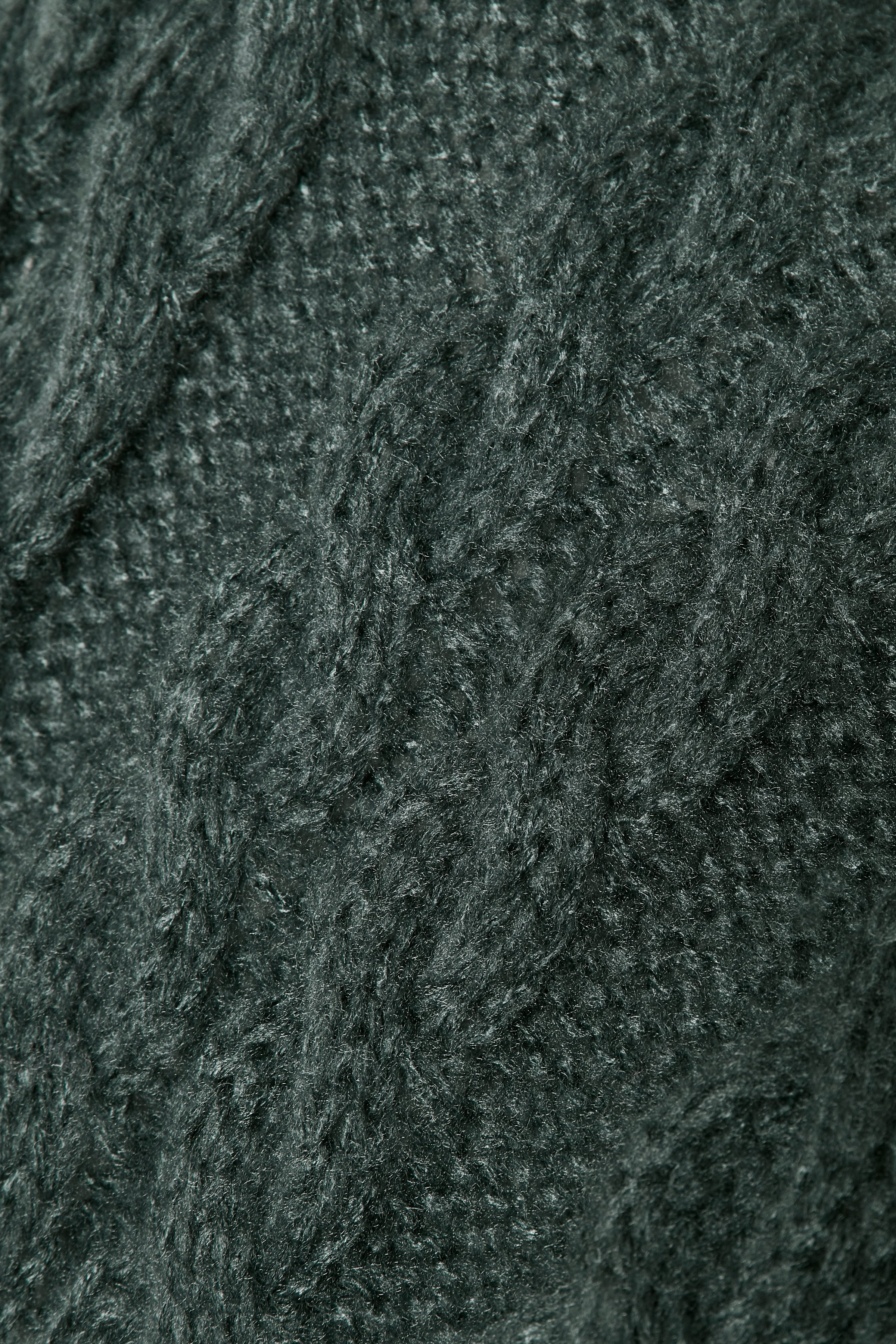 Dark Grey Melange Tørklæde – Køb Dark Grey Melange Tørklæde fra str. ONE her