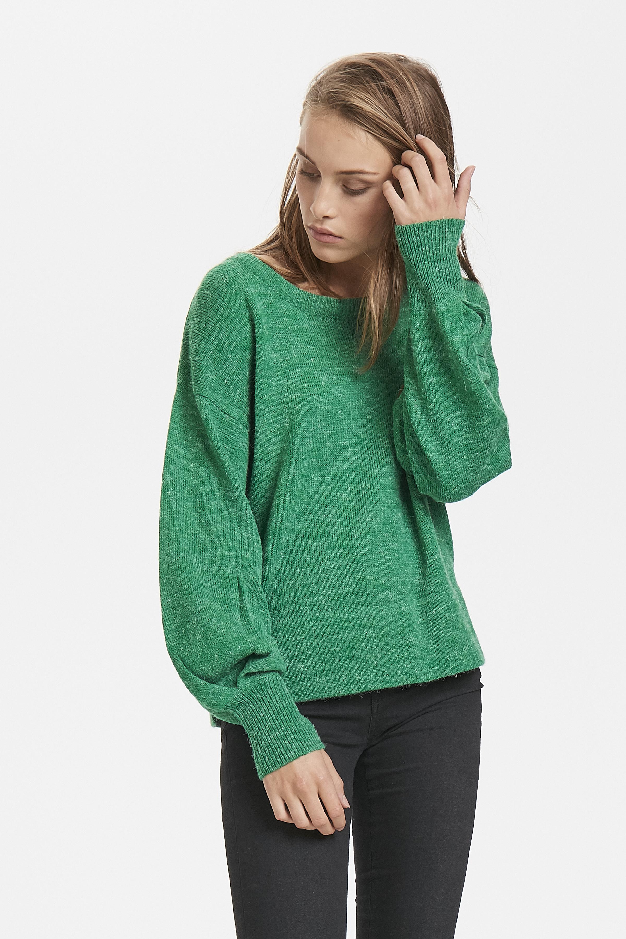 Jolly Green Strikpullover – Køb Jolly Green Strikpullover fra str. XS-XL her