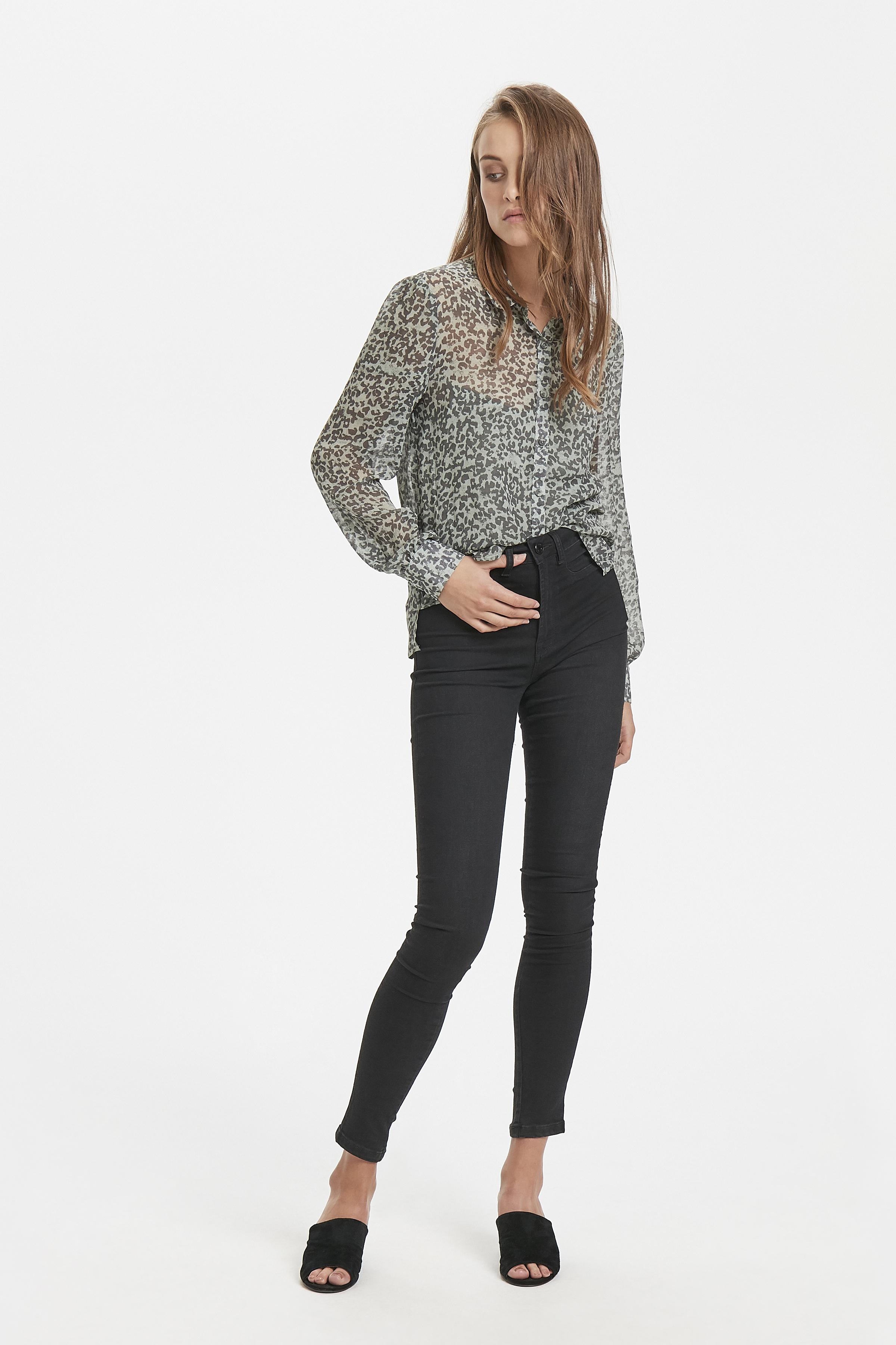 Lily Pad Langærmet skjorte – Køb Lily Pad Langærmet skjorte fra str. 34-42 her