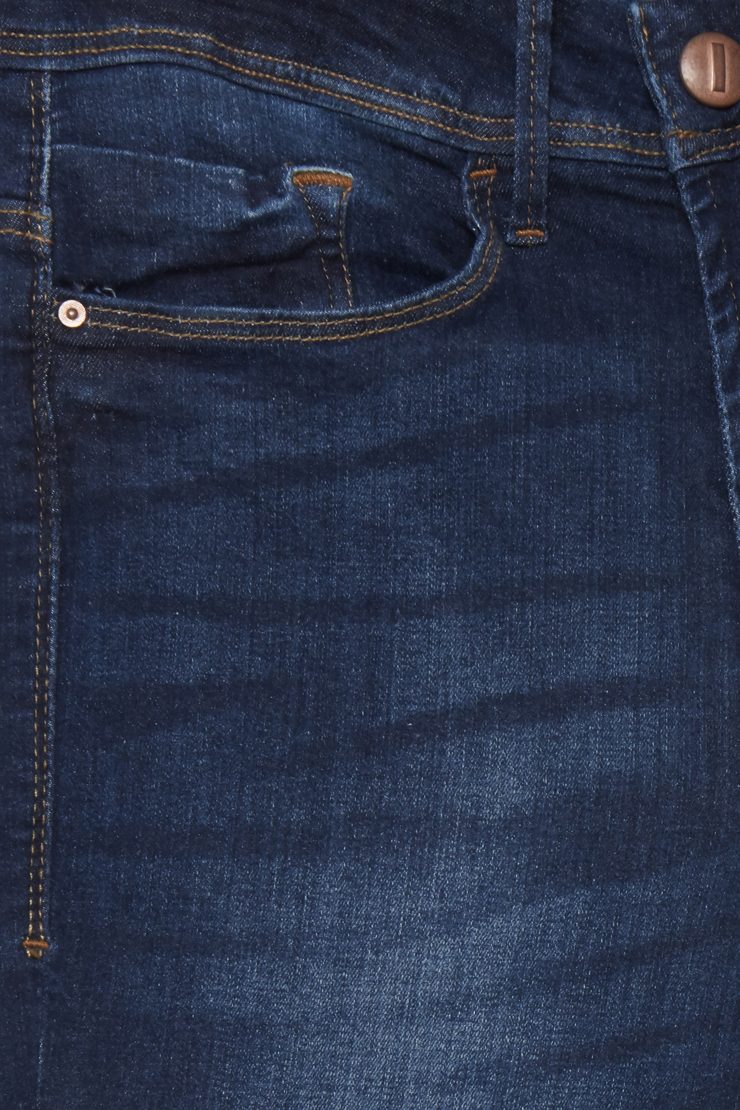 Medium blue Jeans fra Ichi – Køb Medium blue Jeans fra str. 25-34 her