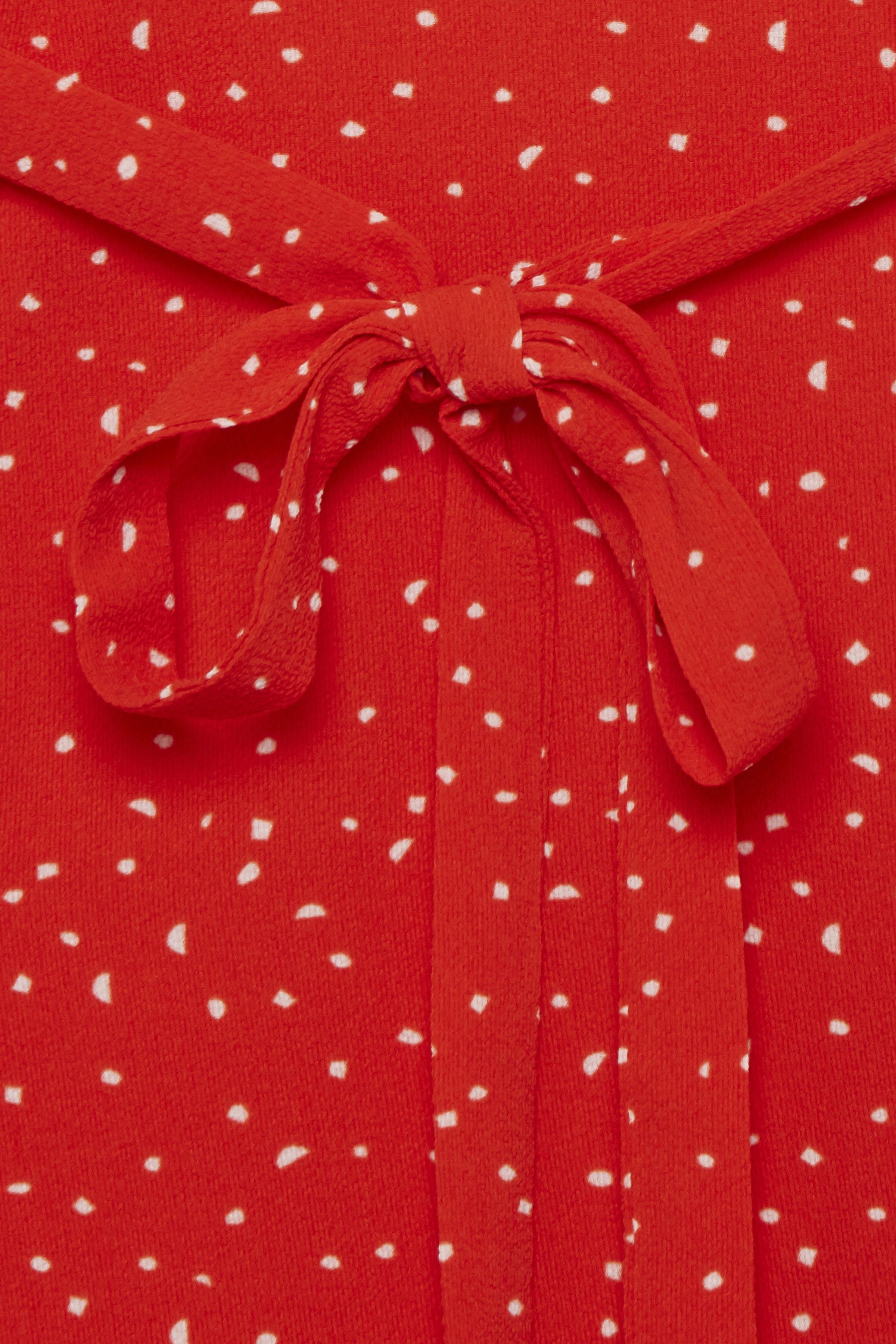 Poinciana Kjole – Køb Poinciana Kjole fra str. XS-XL her