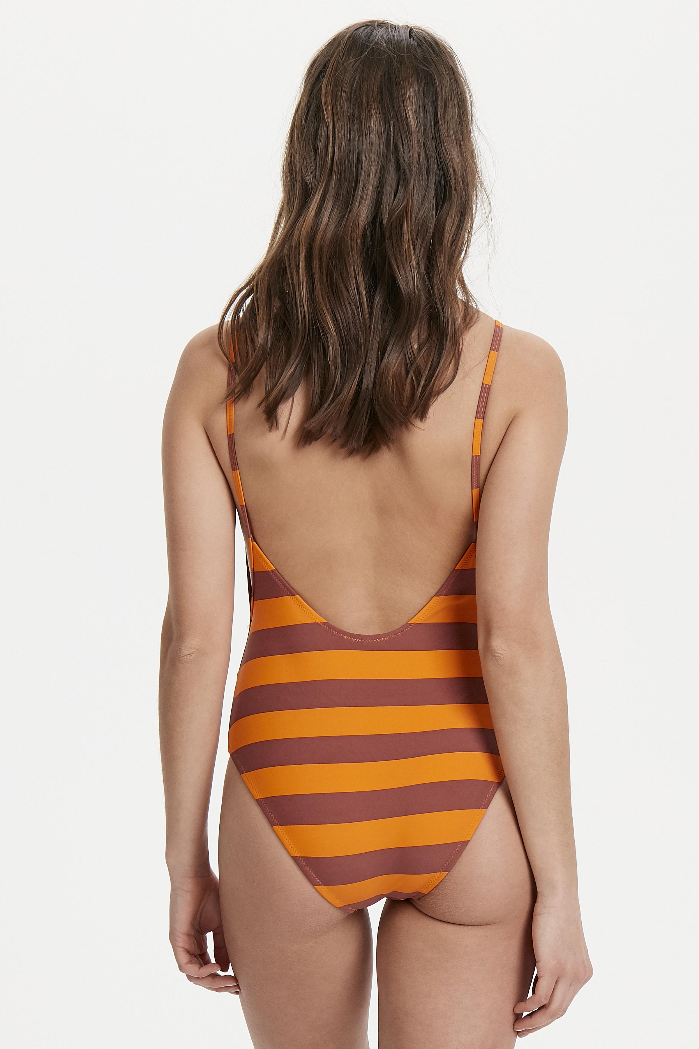 Russet Orange Swimwear fra Ichi - accessories – Køb Russet Orange Swimwear fra str. XS/S-M/L her