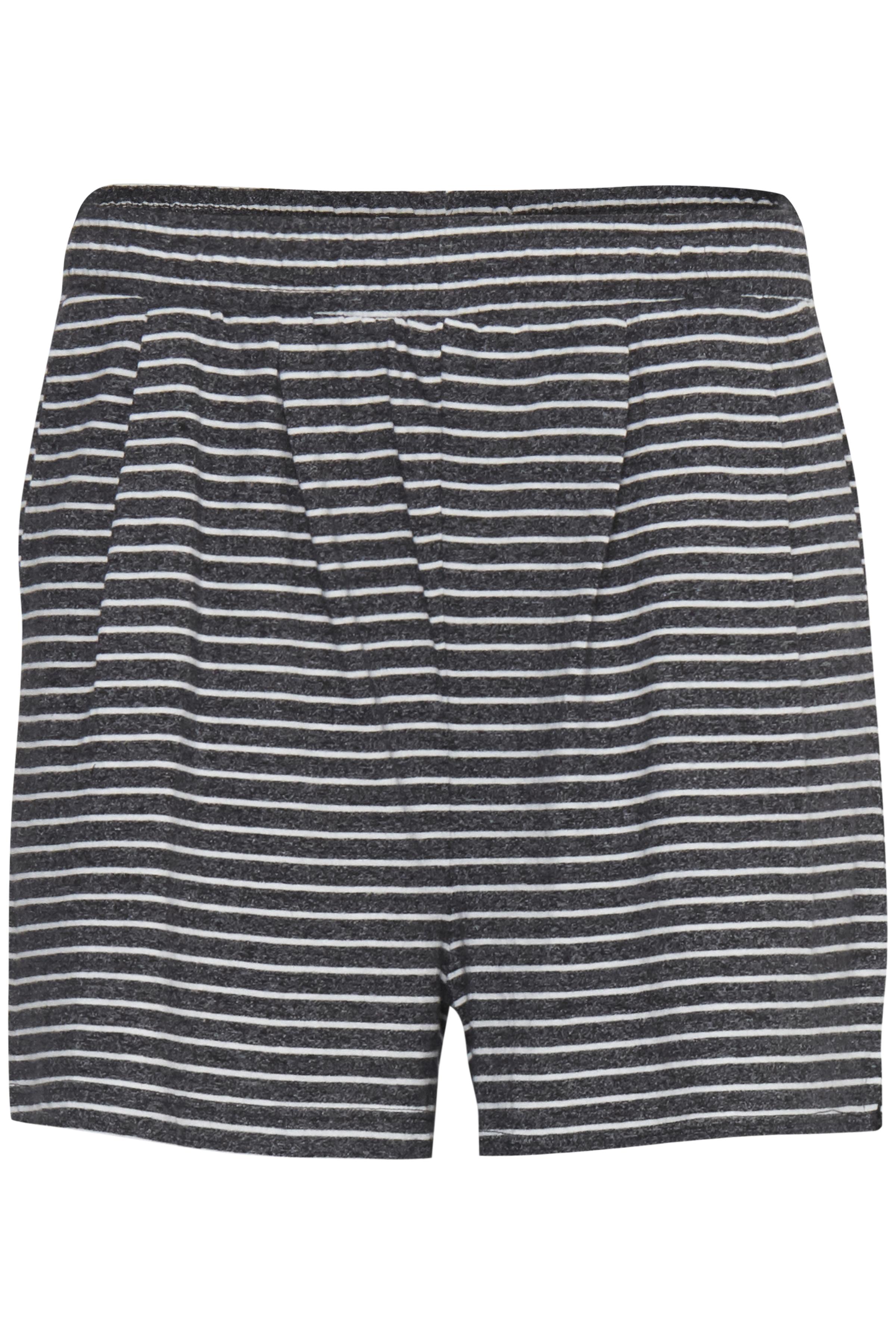 Small Stripe Black