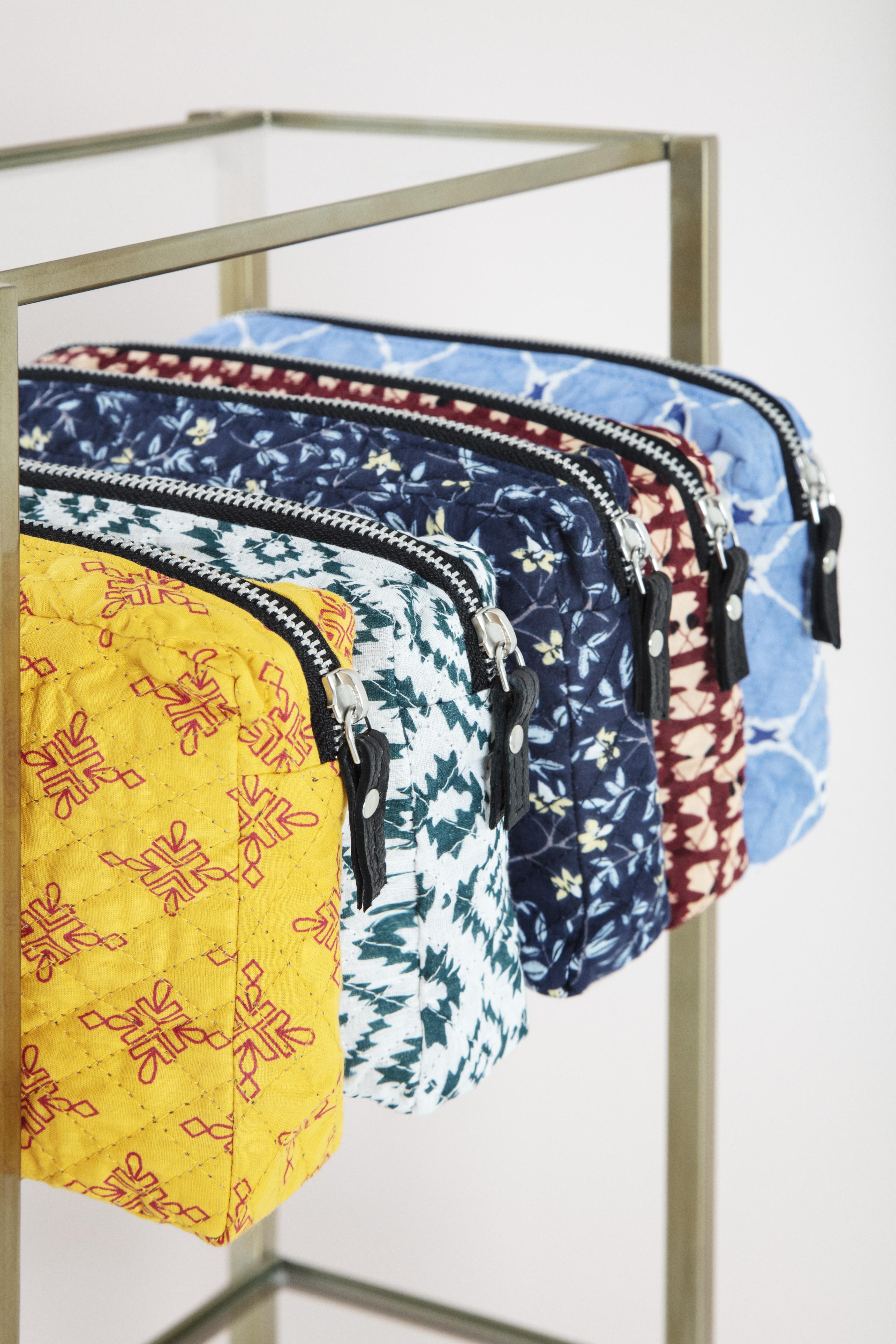 Smoke Pine Bag fra Ichi - accessories – Køb Smoke Pine Bag fra str. ONE her