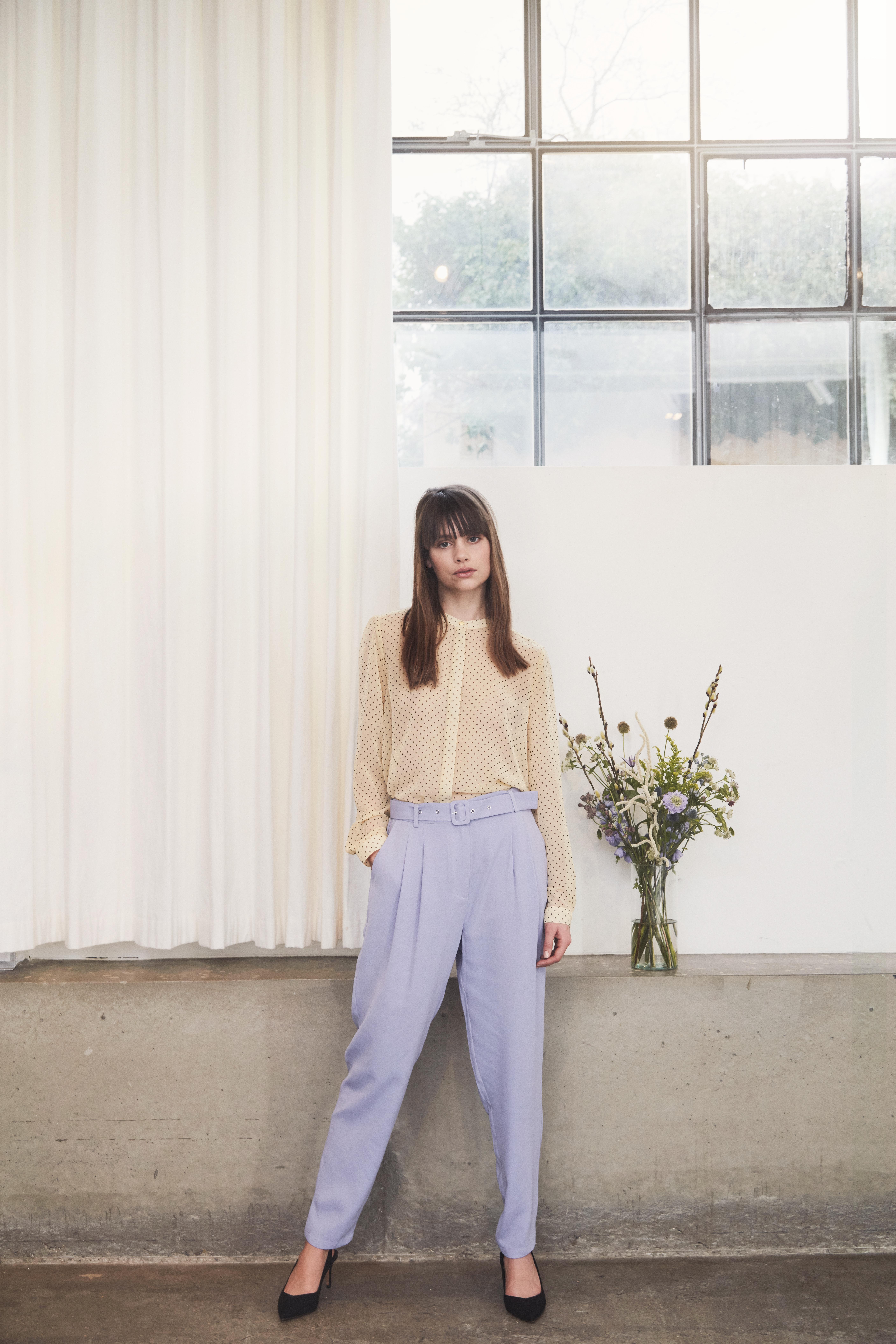 Sweet Lavender Pants Casual – Køb Sweet Lavender Pants Casual fra str. 34-42 her