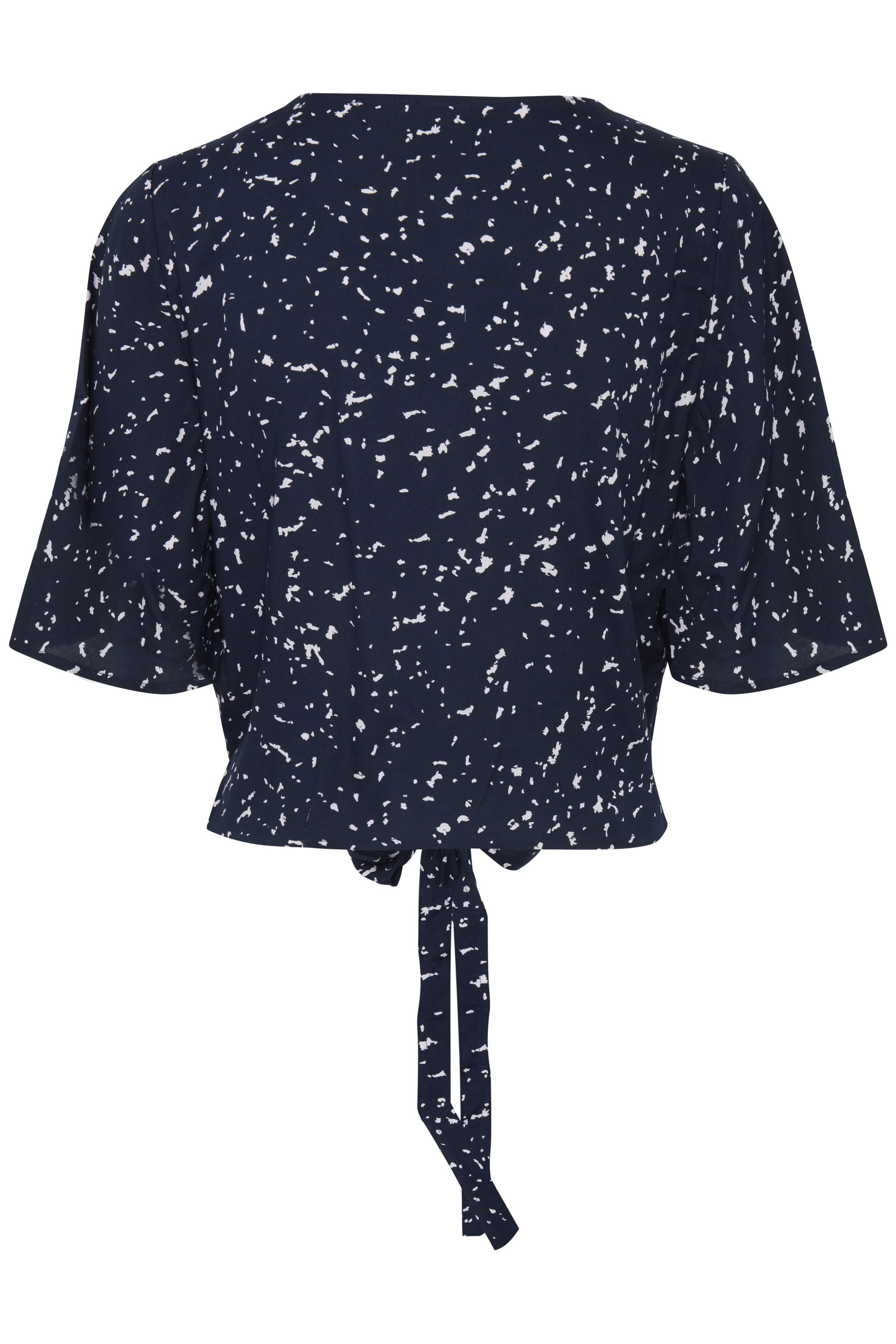 Total Eclipse Kortærmet bluse – Køb Total Eclipse Kortærmet bluse fra str. XS-L her