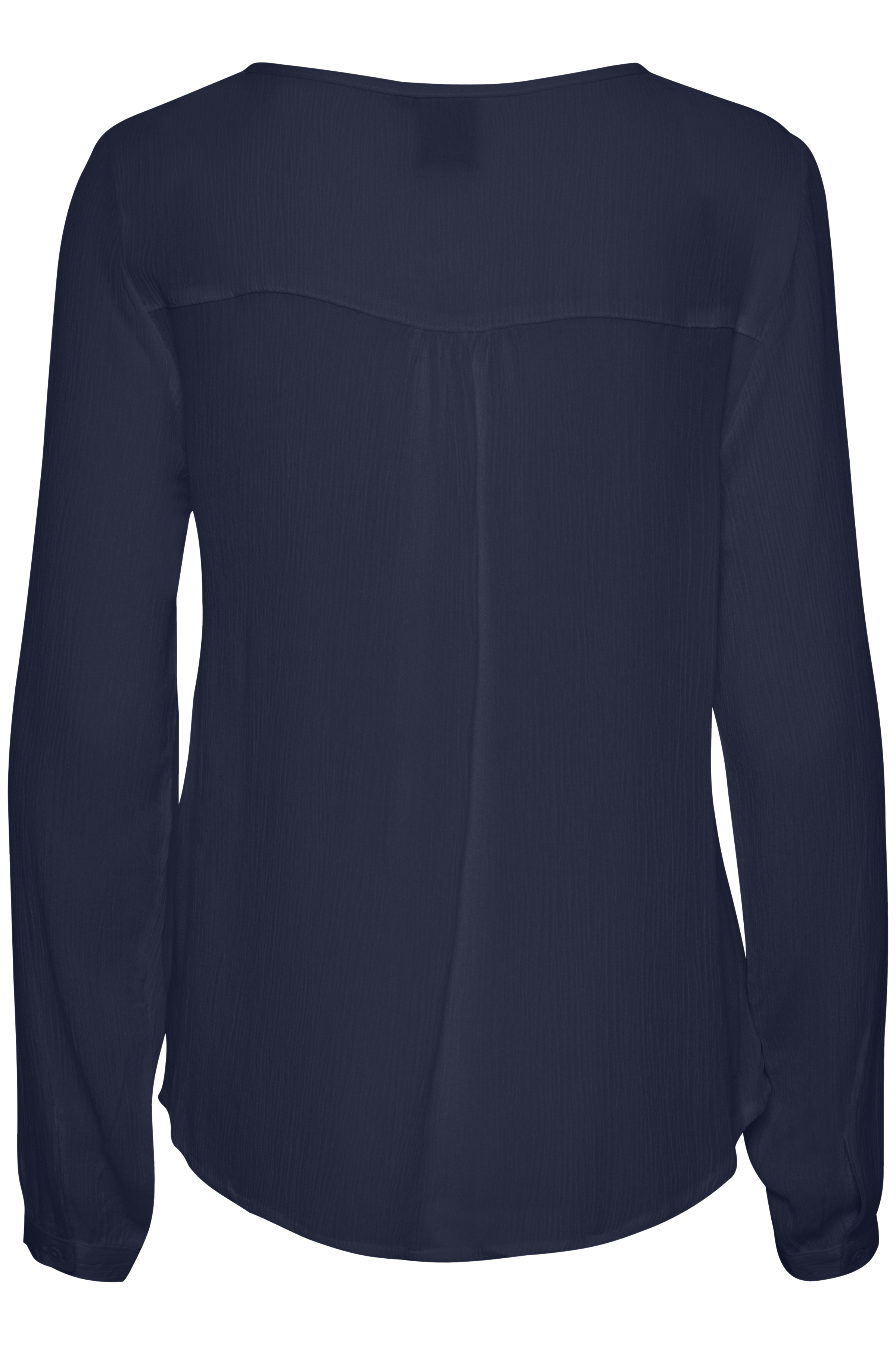 Total Eclipse Long sleeved shirt fra Ichi – Køb Total Eclipse Long sleeved shirt fra str. XS-XXL her