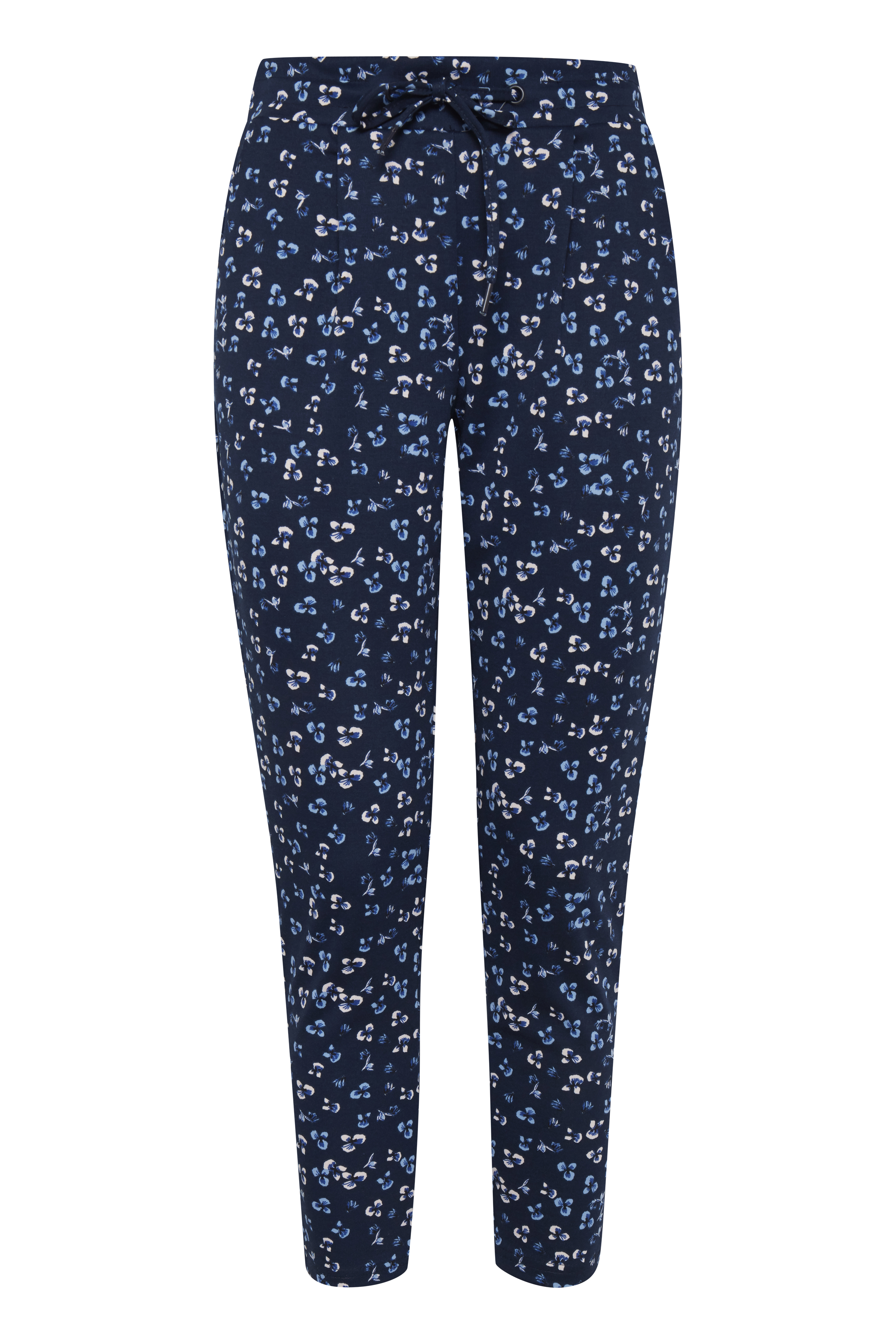 Total Eclipse Print Pants Casual – Køb Total Eclipse Print Pants Casual fra str. XS-XL her