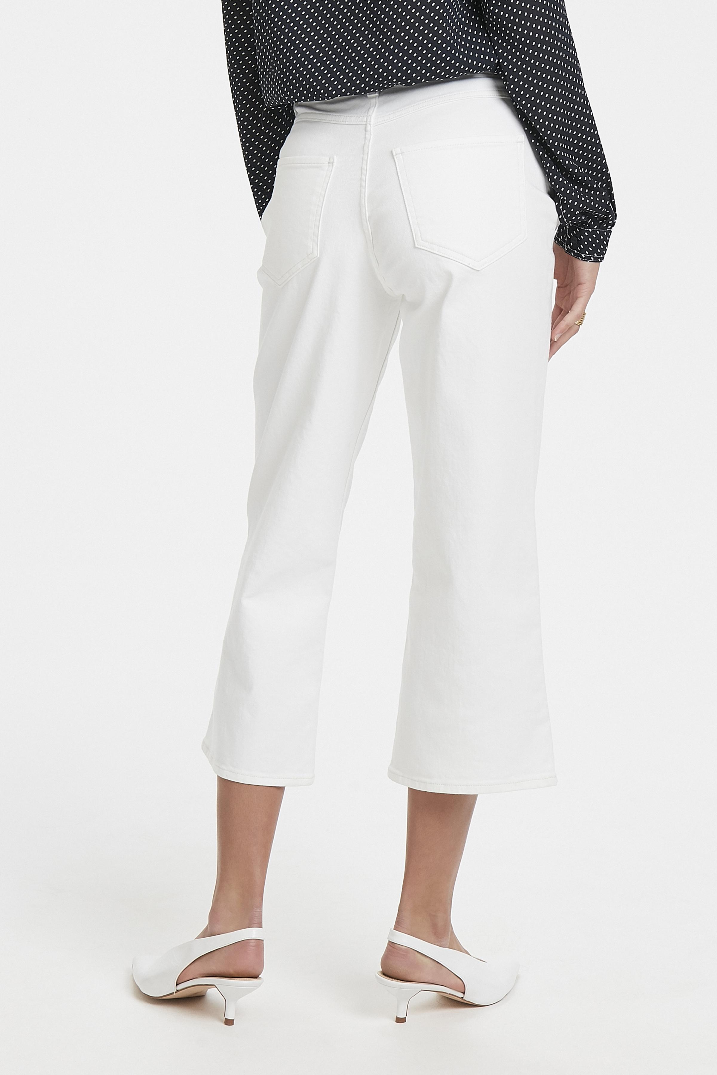 White Swan as sample Jeans fra Ichi – Køb White Swan as sample Jeans fra str. 25-34 her